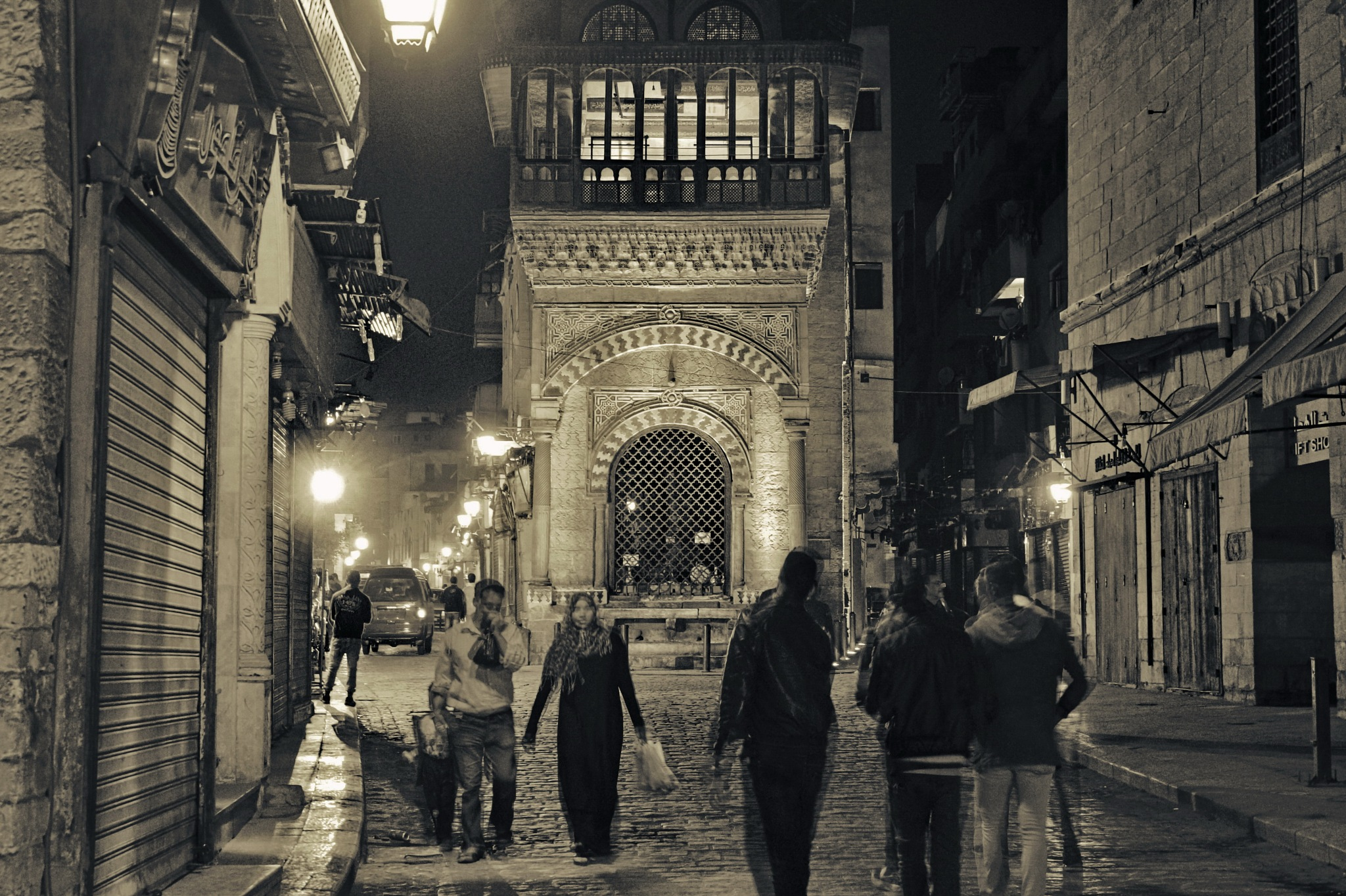 From Old Fatimid Cairo 16 by mo'ness youness