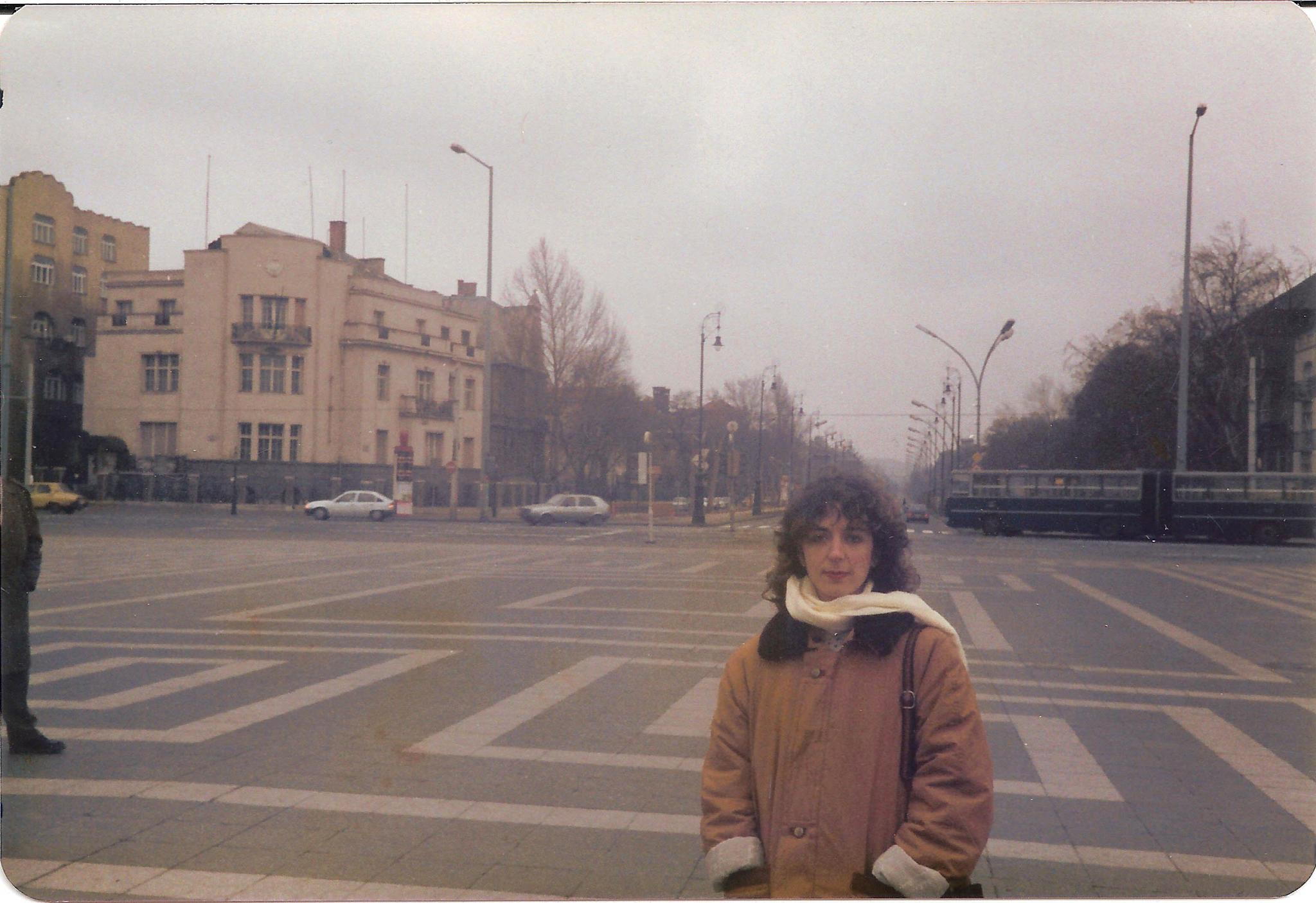 Budapest December 1989 by yiannis.lazaris