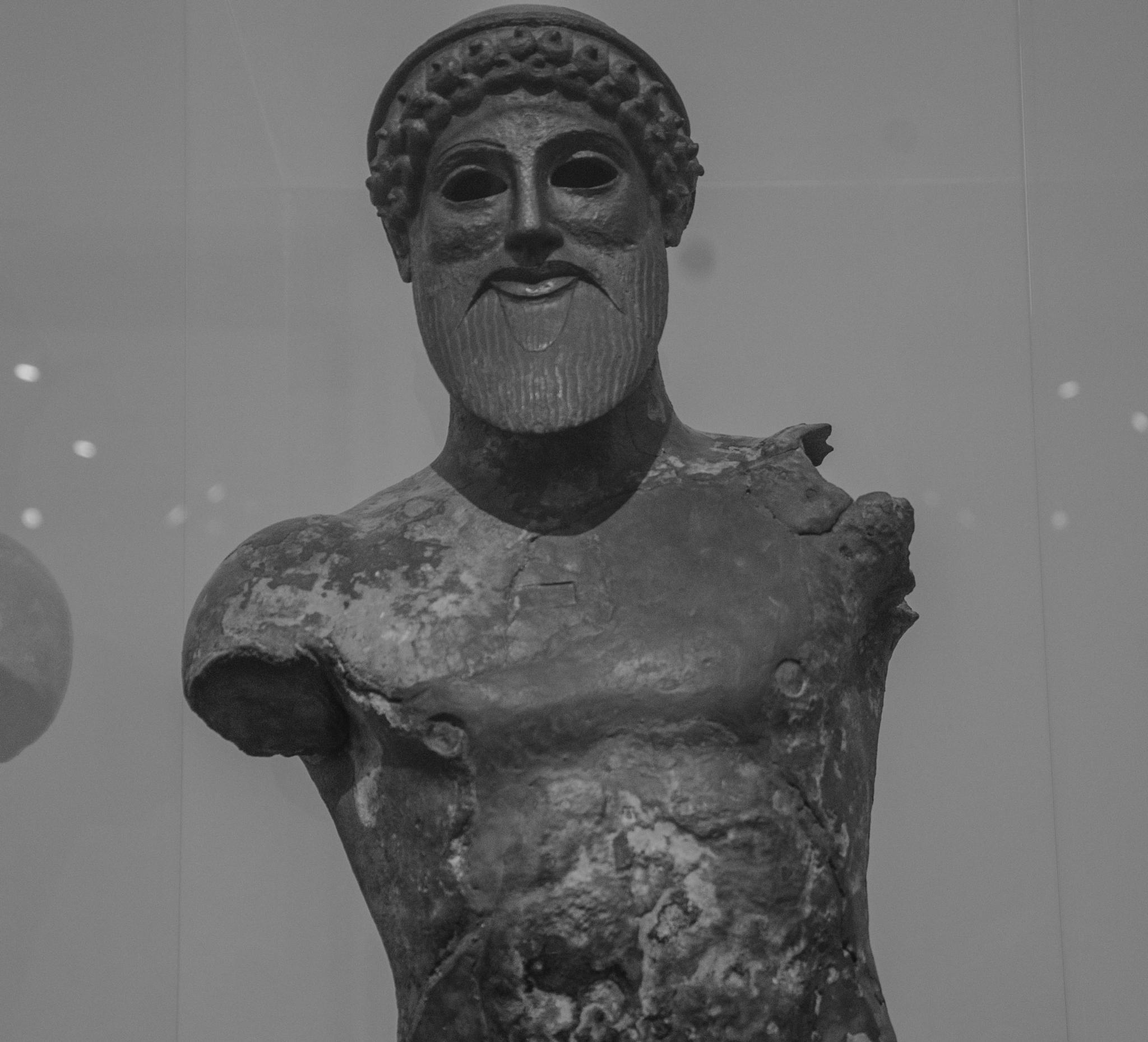 ανδρας απο ορείχαλκο 2014/man of brass 2014 by yiannis.lazaris