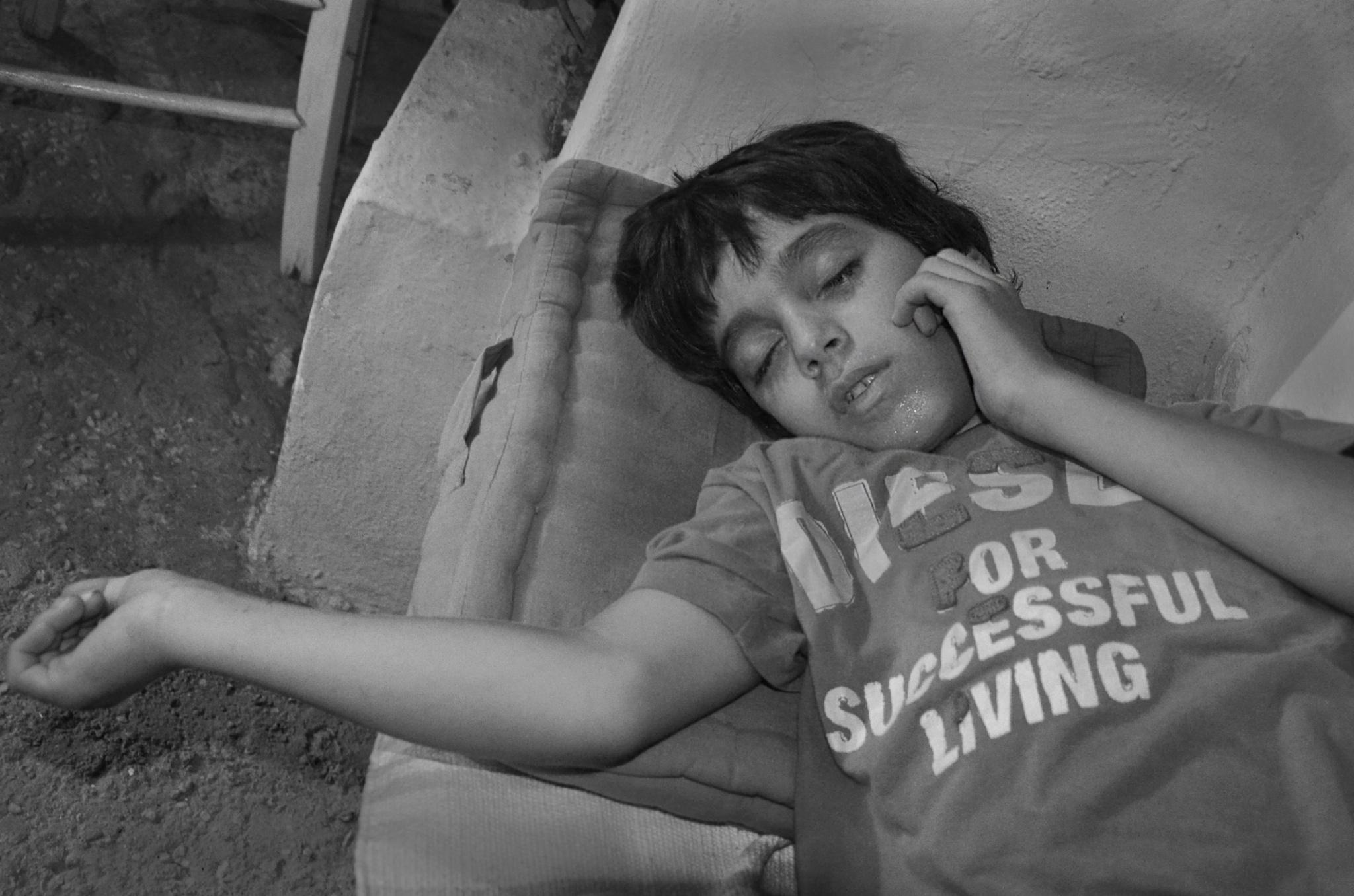 Byron sleeps 2012 by yiannis.lazaris