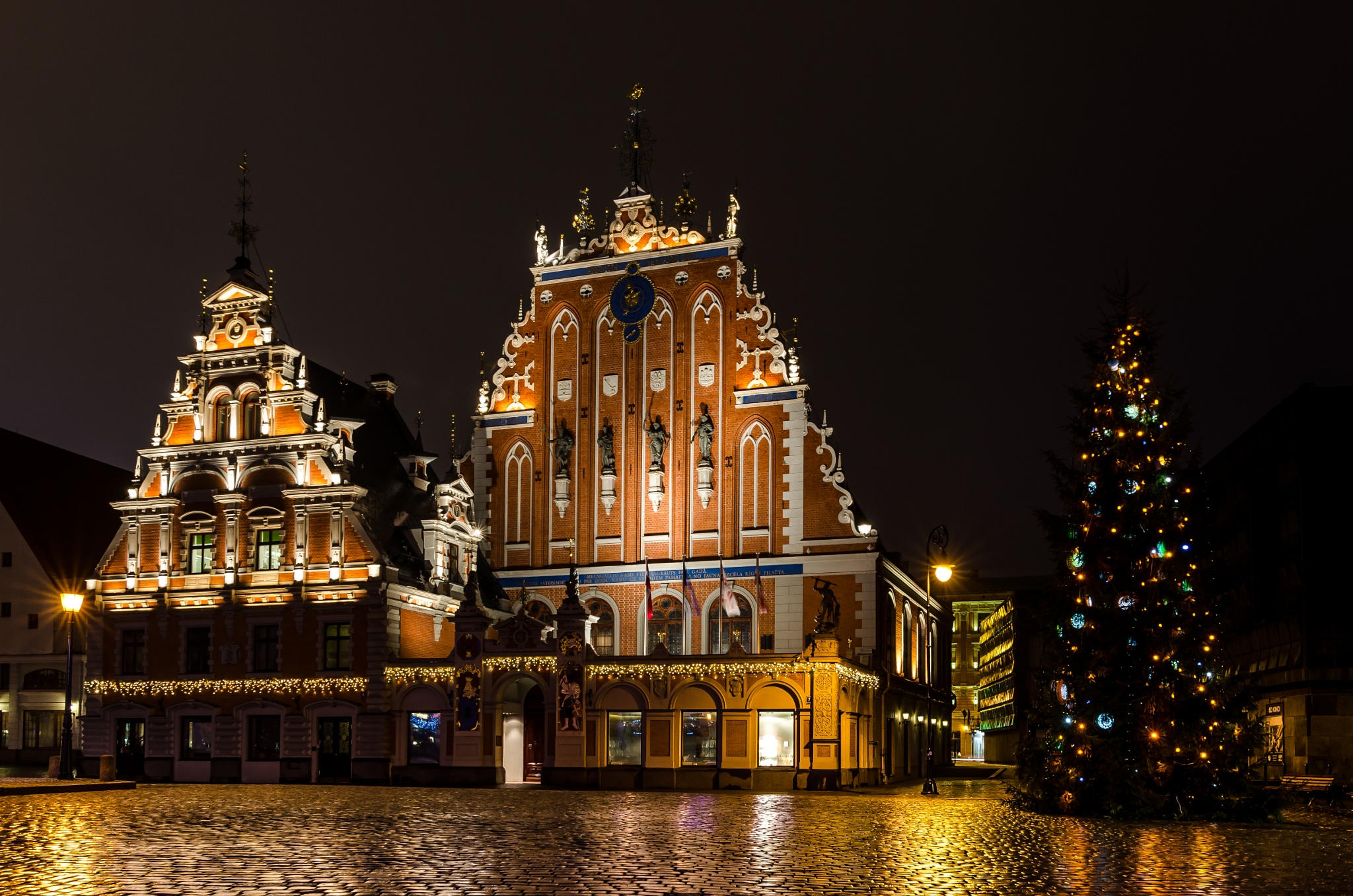 Riga by Janis Pukne