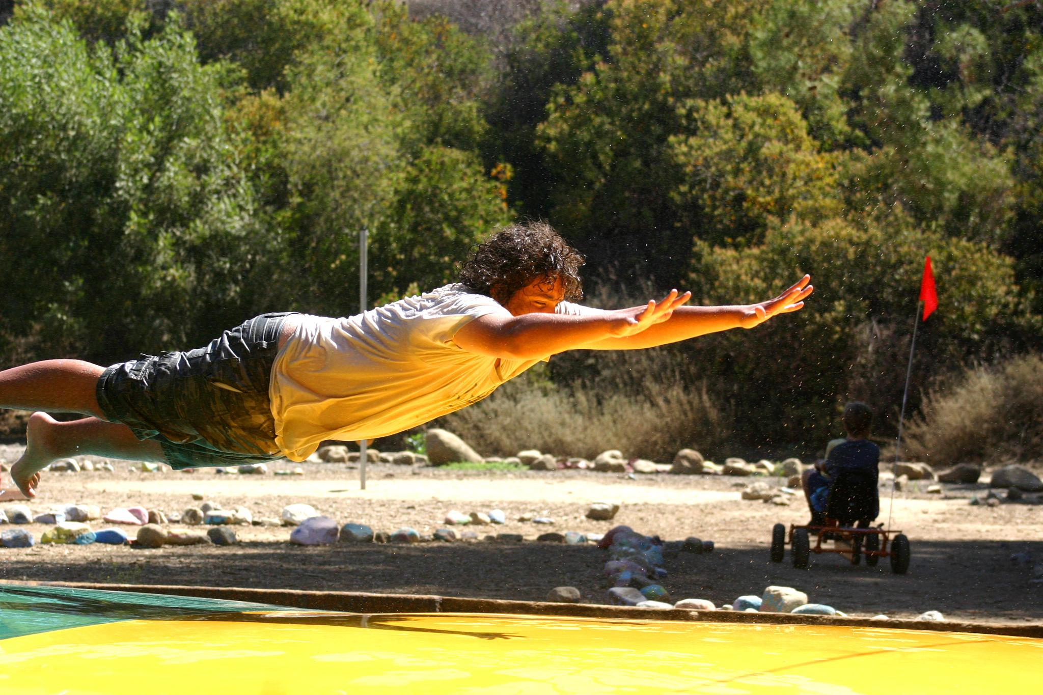 Flying Zak by lionel.ochoa.5