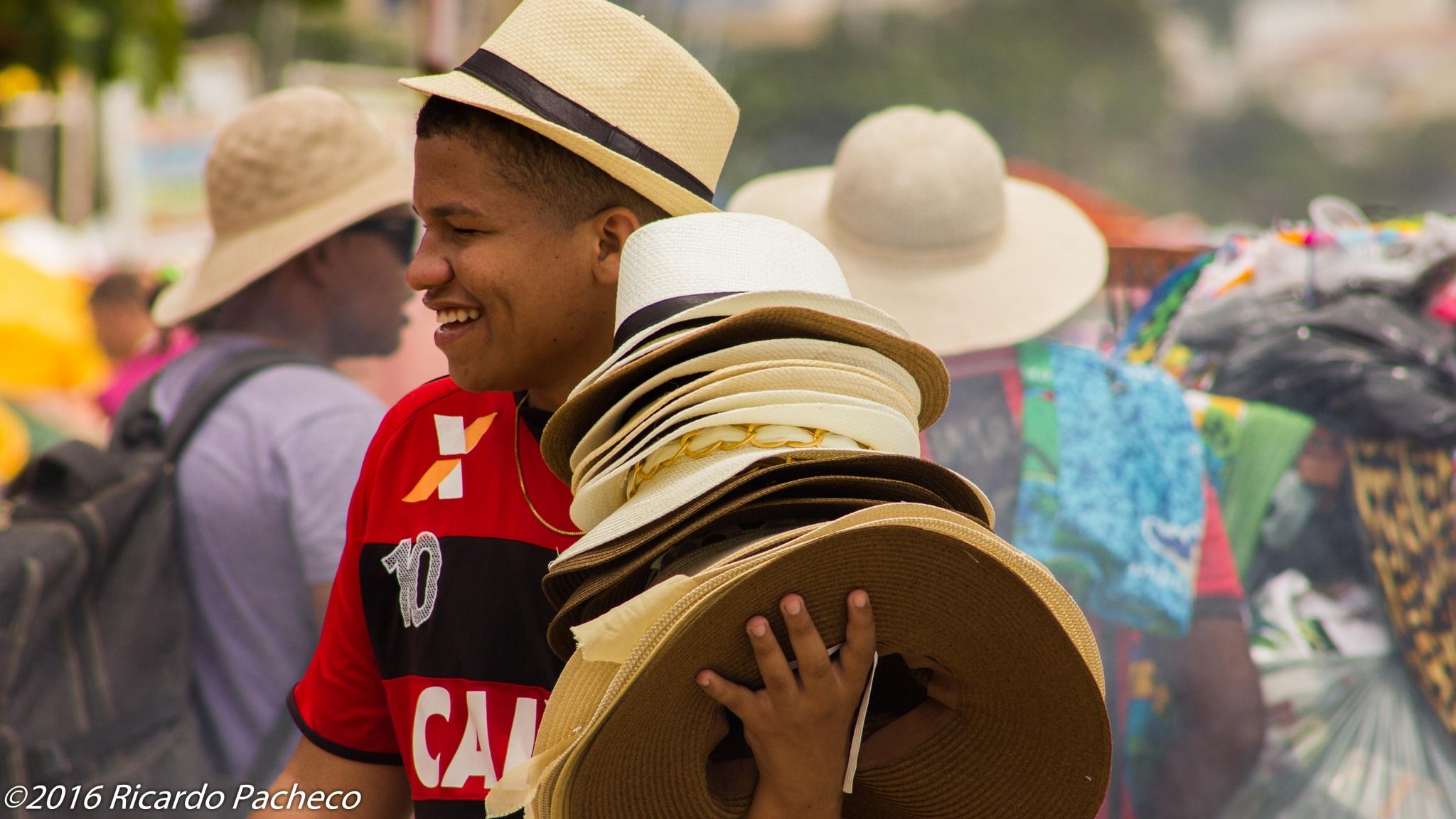 Hat by Ricardo Pacheco