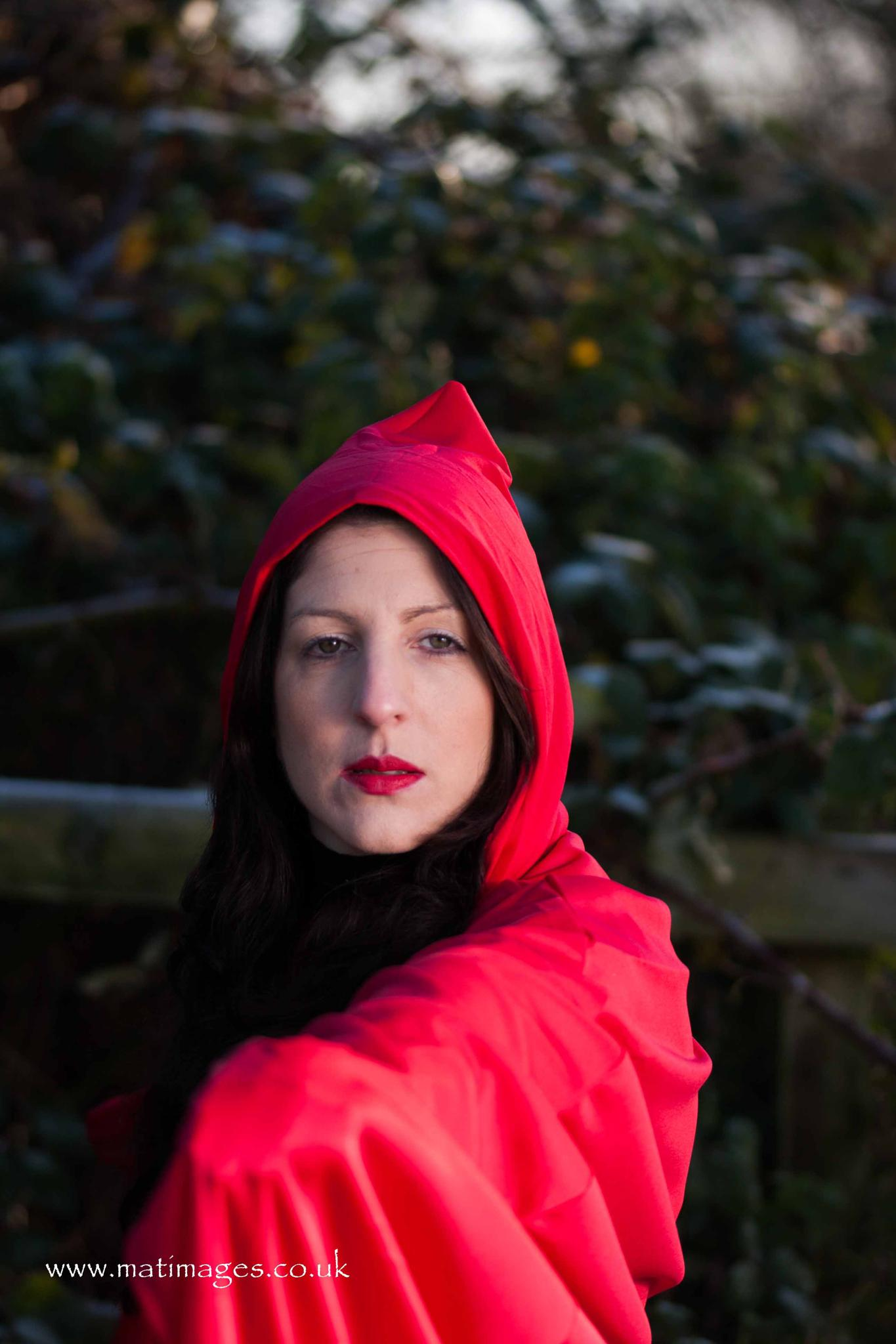 Red riding hood by Mat Images