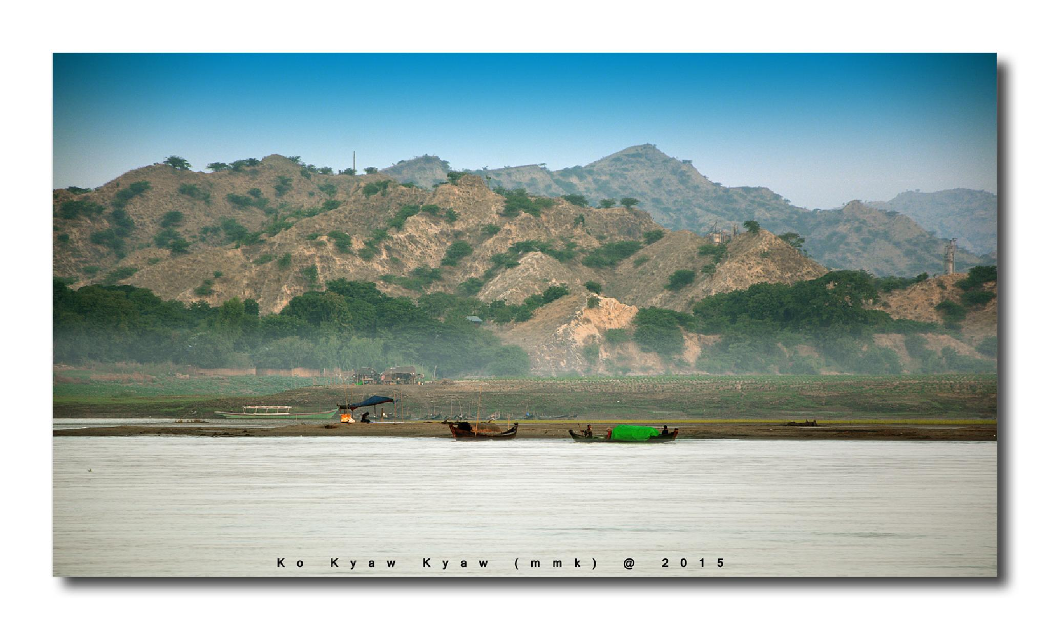 River Vally by Ko Kyaw Thura (Ko Kyaw Kyaw)