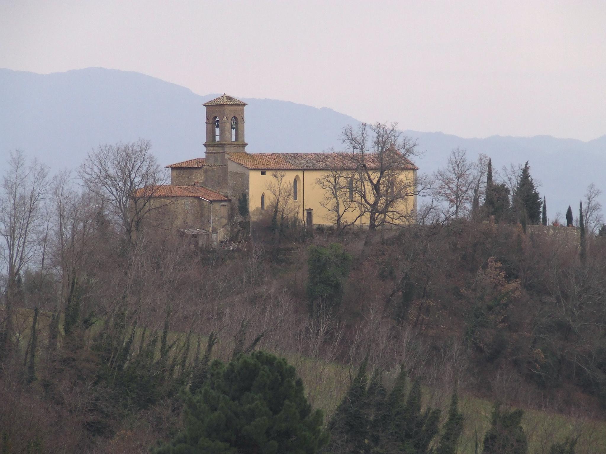 la chiesa di S. Maria a Pulicciano by ro.landi