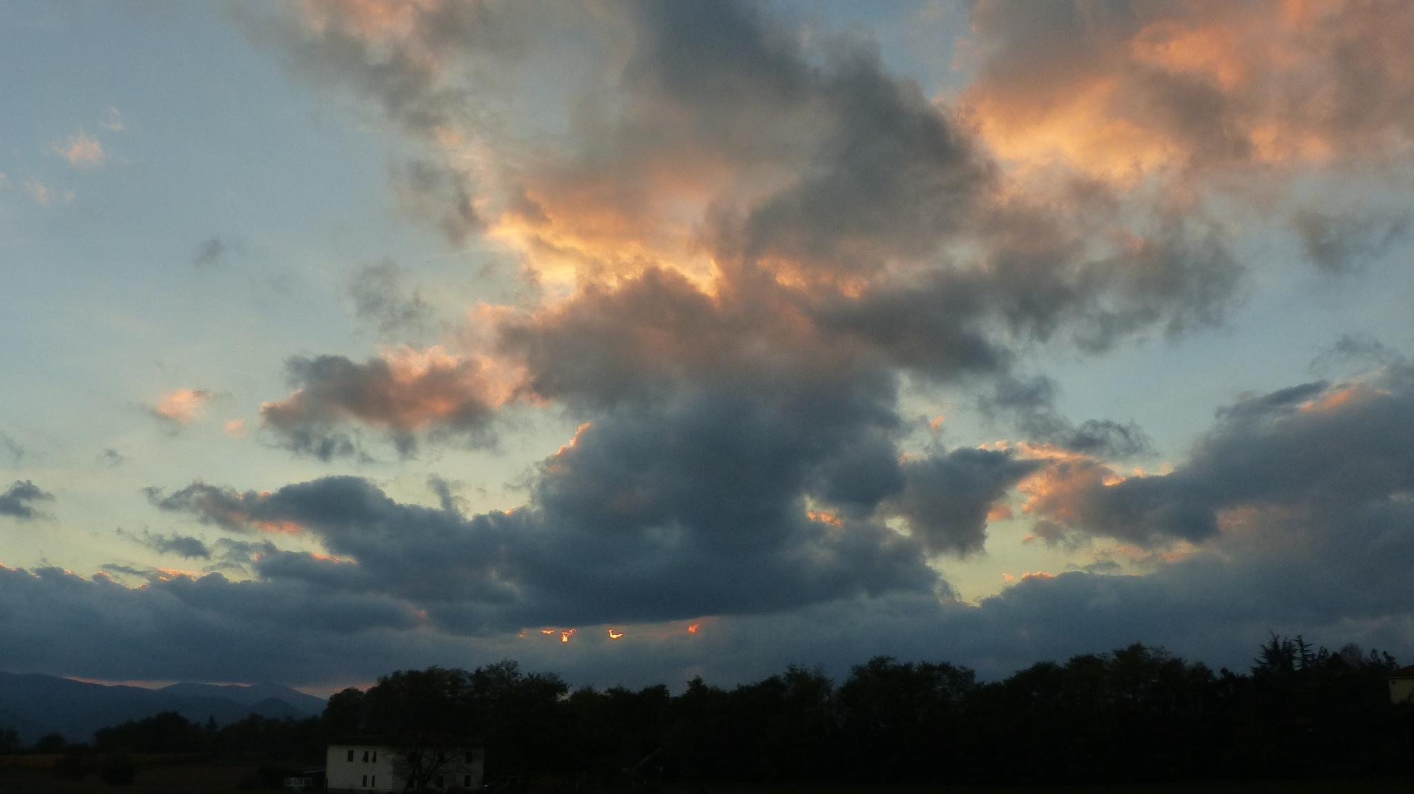 Nuvole by ro.landi