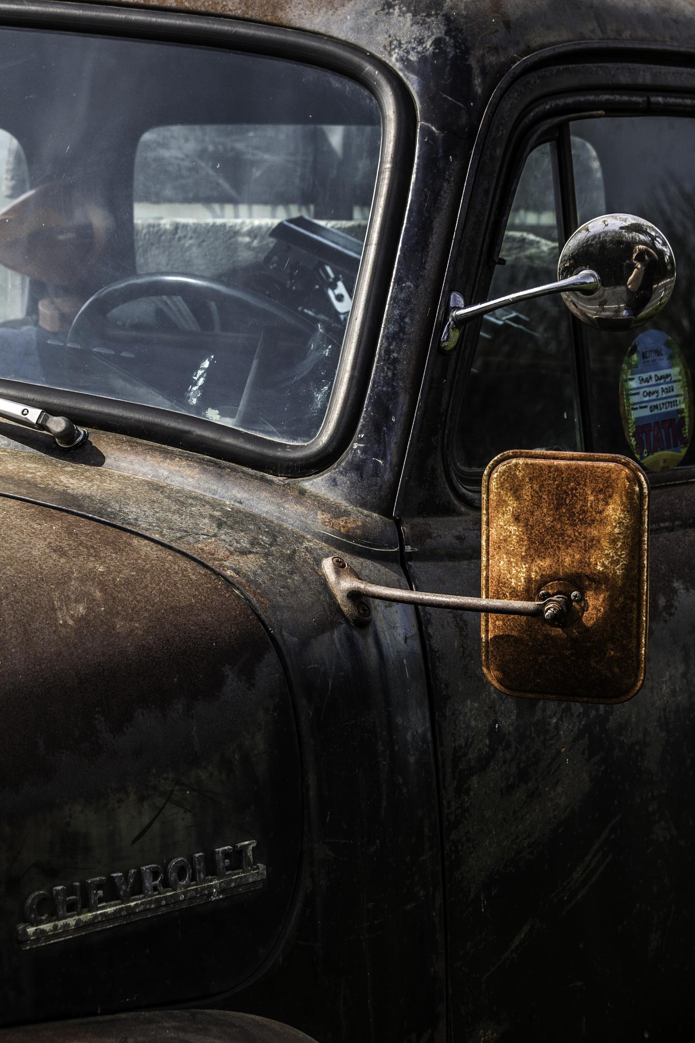 Chevrolet Step side truck by morpheus1955