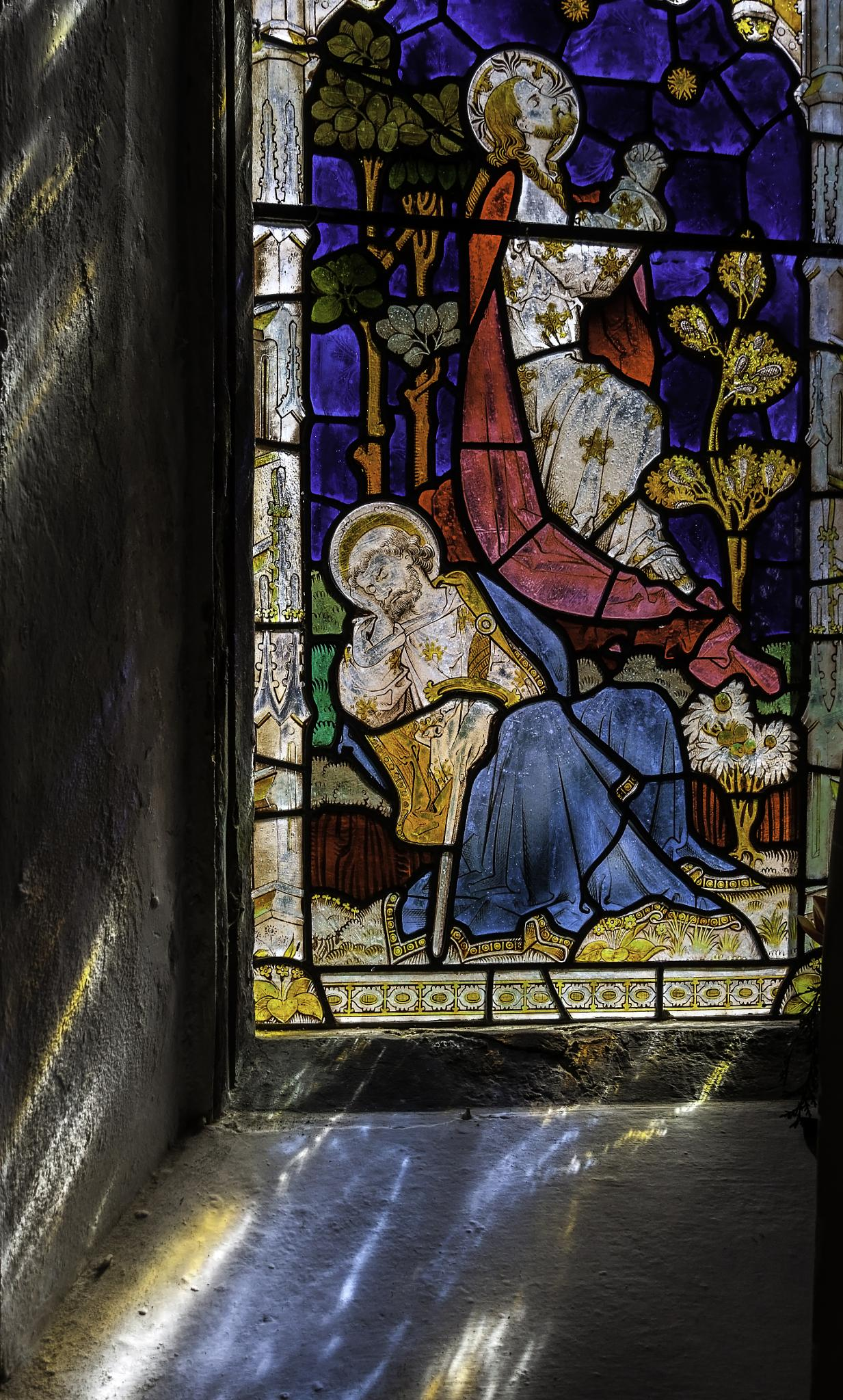 Stained  Glass by morpheus1955