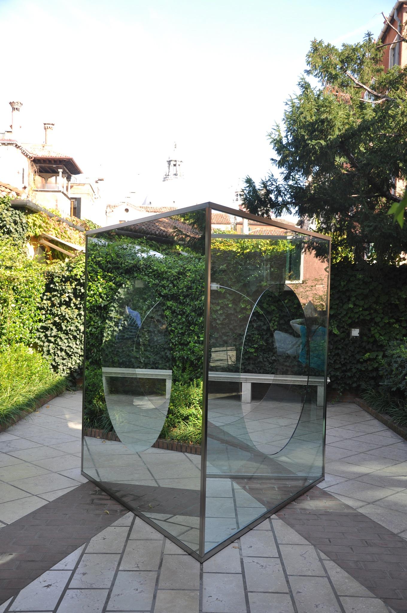The  Garden ~  Peggy  Guggenheim Museum~ Venice , Italy  ~September  2011 by domenic.silvi