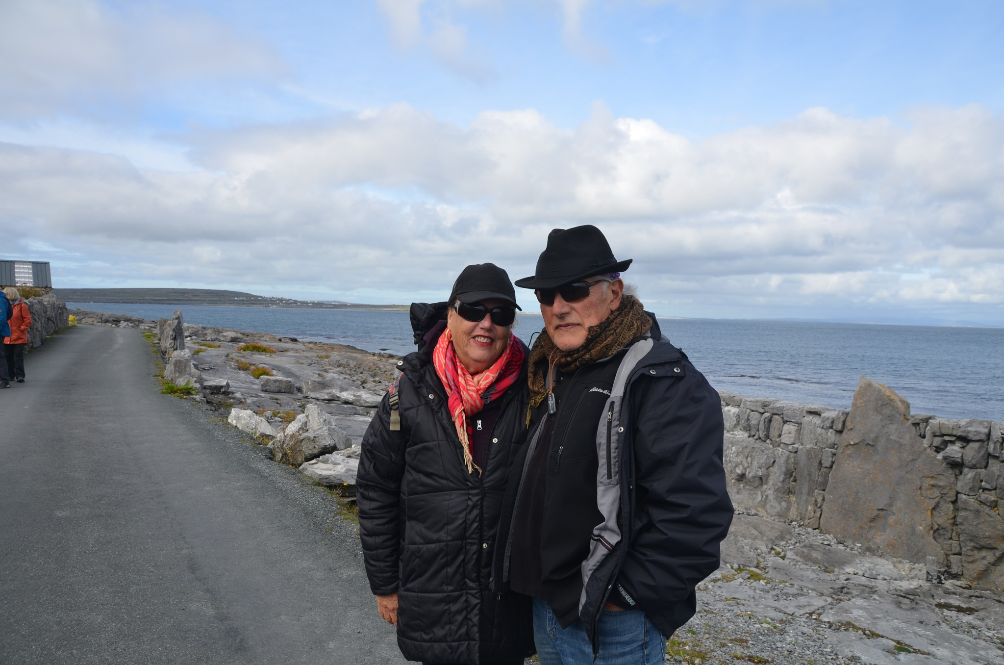 Paparazzi Monster  &  Deezel2 ~on Inisheer Island ~  off the Cliffs of Moher   ~ Sept. 21,  2017 by domenic.silvi