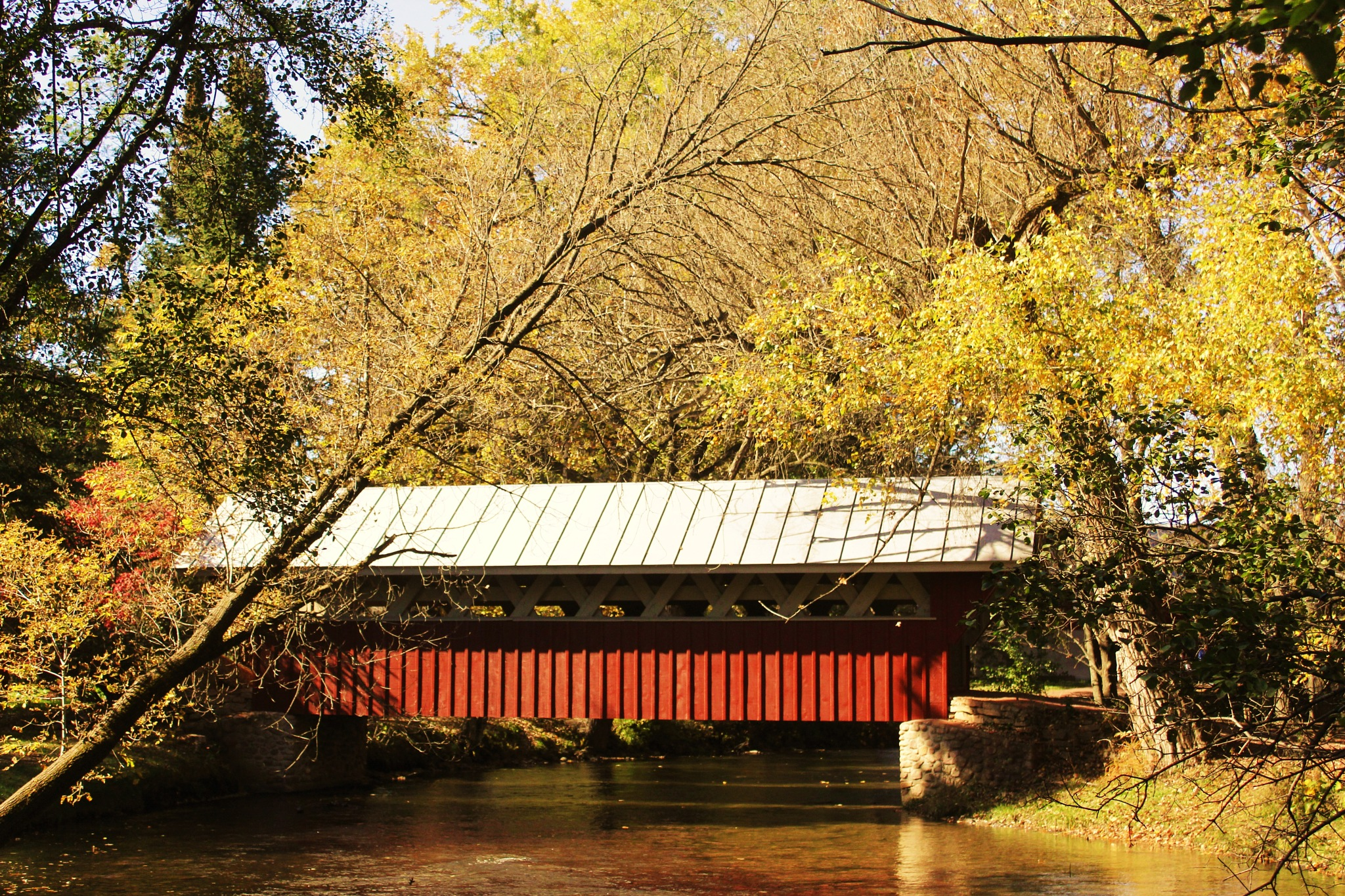 Red Bridge  by autumn.acres.1