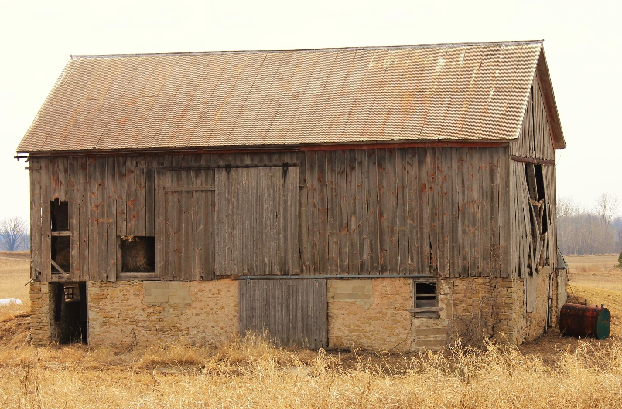 Yesteryear Barn by autumn.acres.1