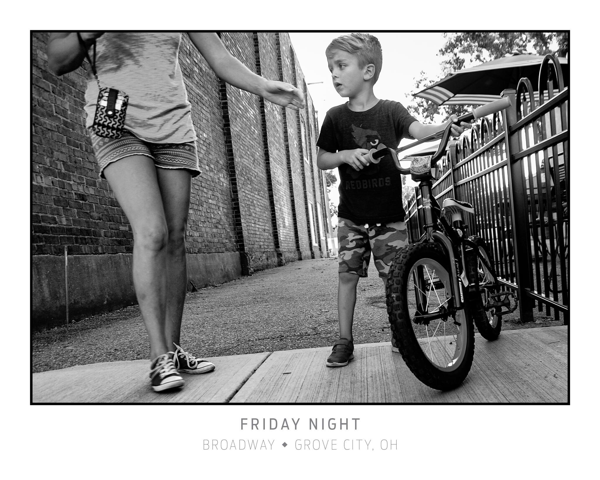 Friday Night by Sean P. Duffy