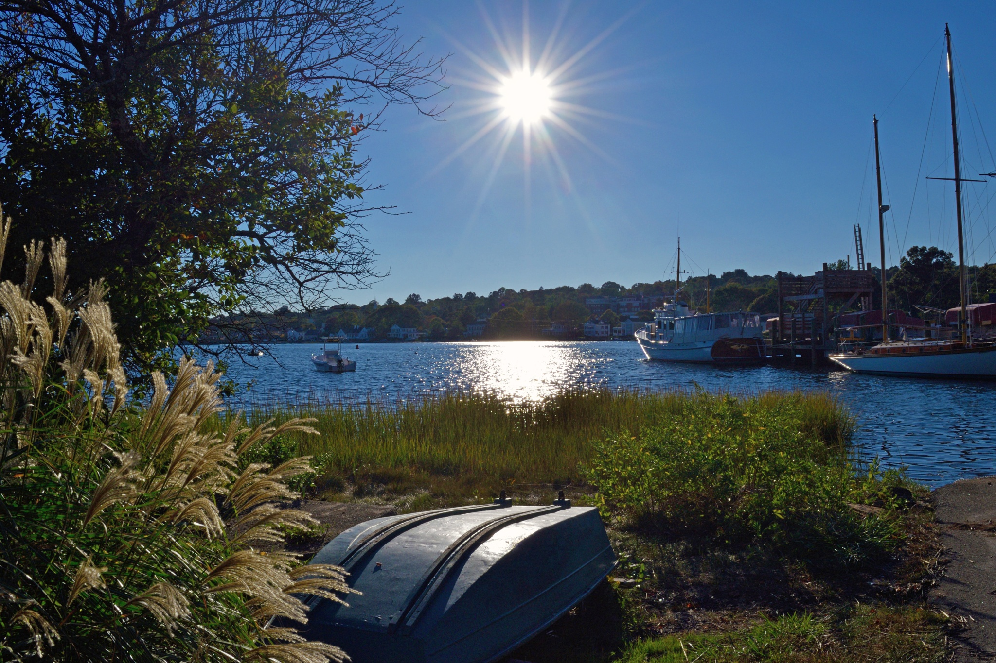 Mystic Seaport by Patricia J. LaHaie