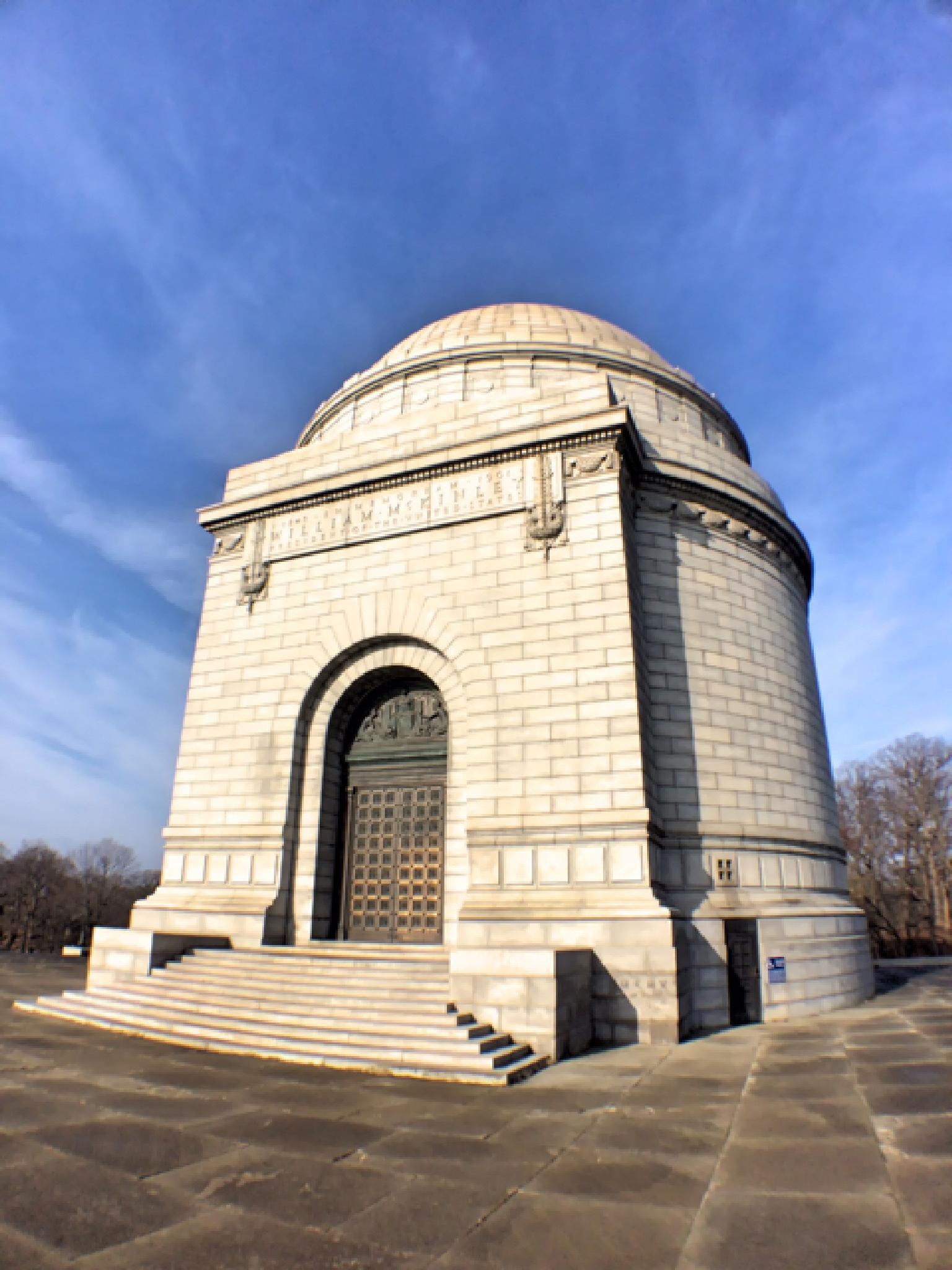 McKinley Monument by mattdevore
