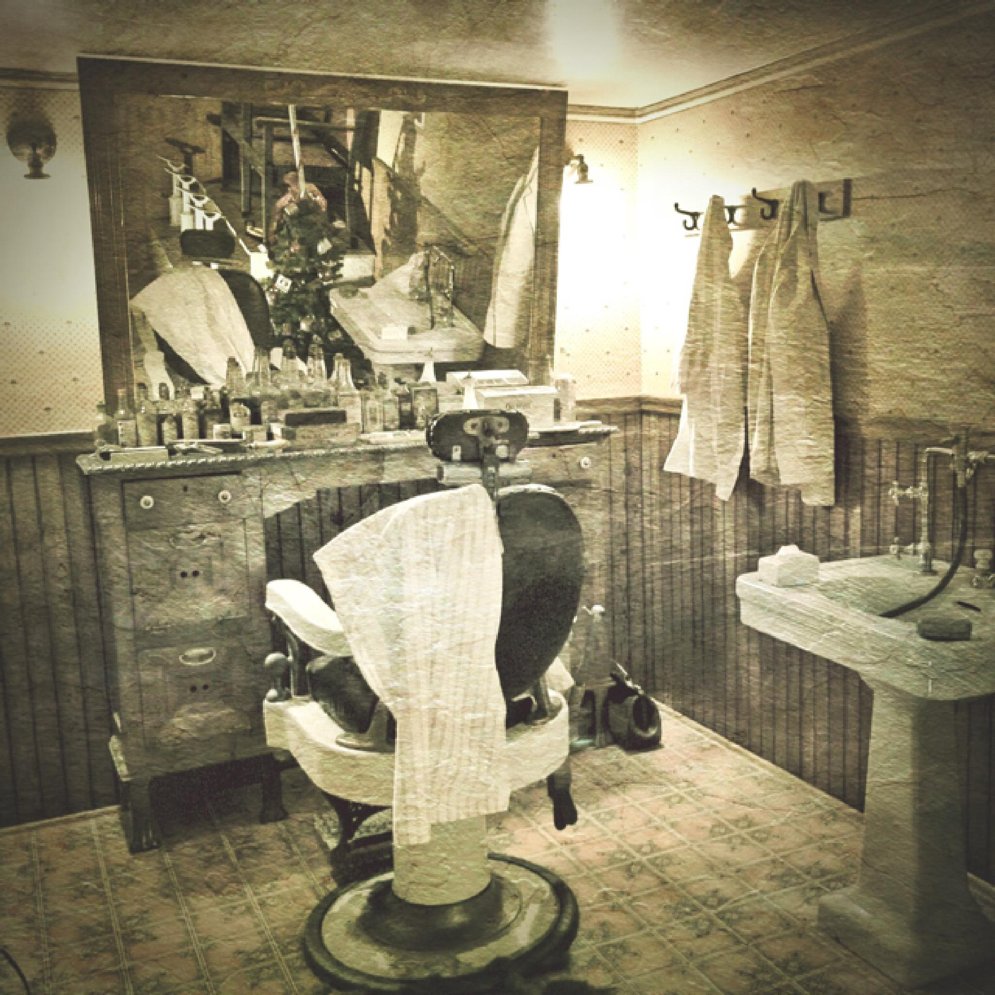 Shave and a Haircut by mattdevore