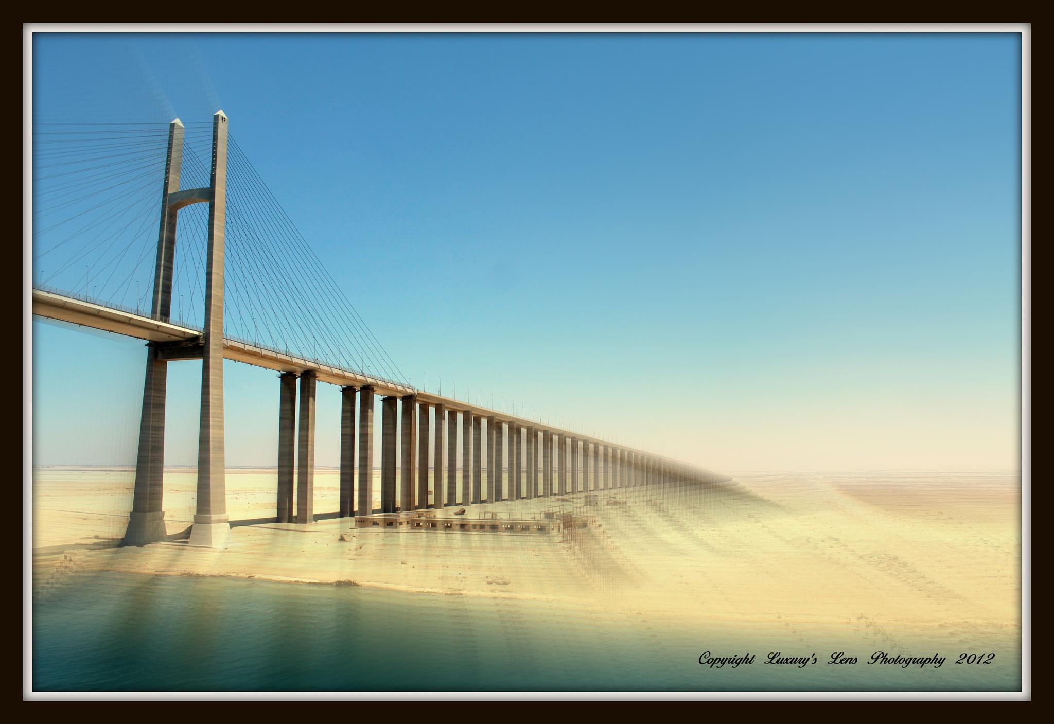 Friendship Bridge by ChristopherMorrison