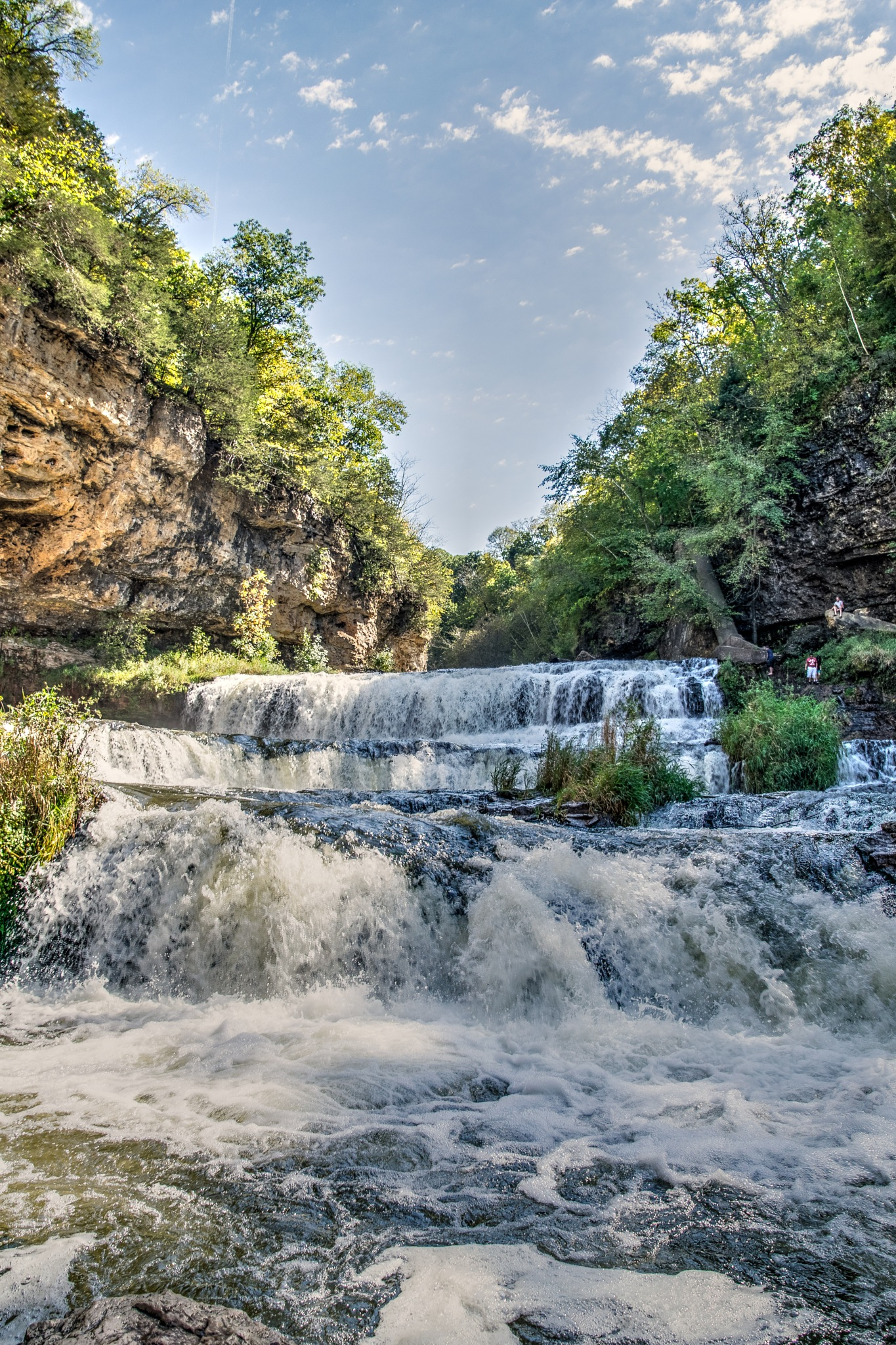 Willow River Falls by charlie1875