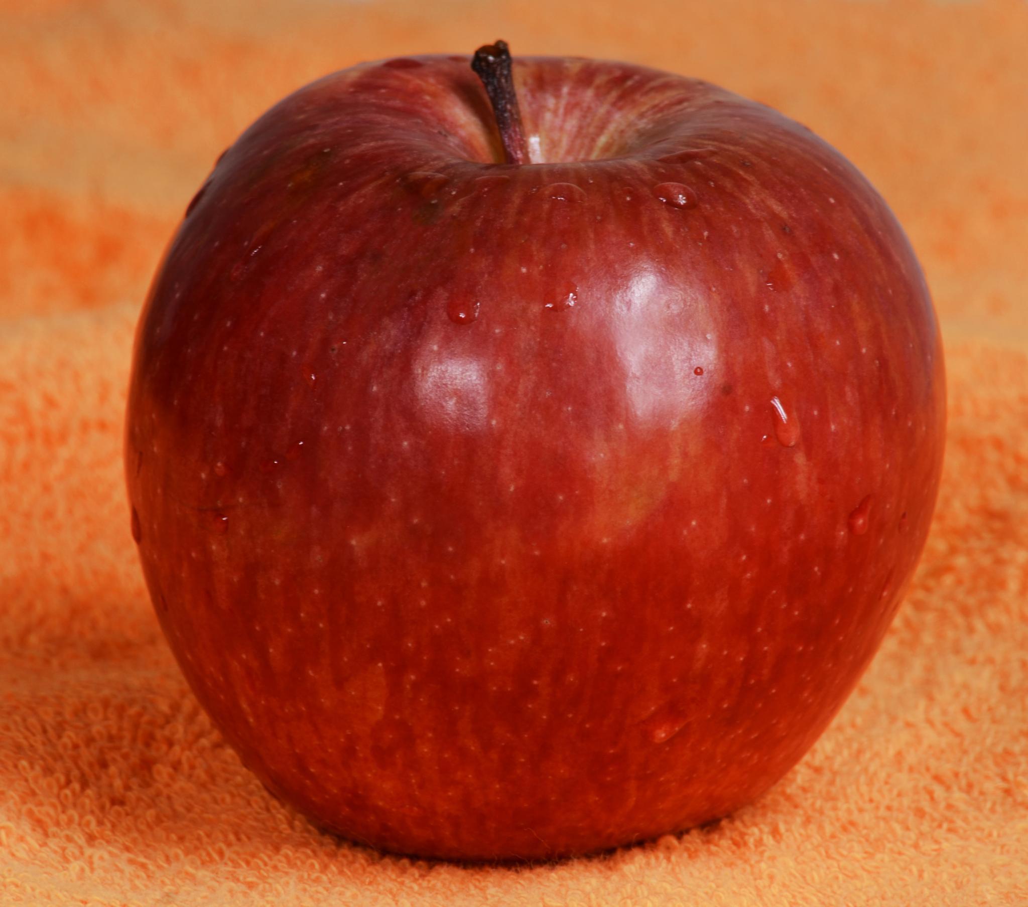 An apple by Igor Iris