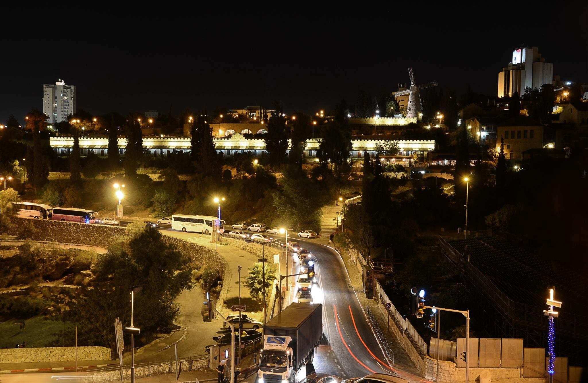 Night Jerusalem by Igor Iris