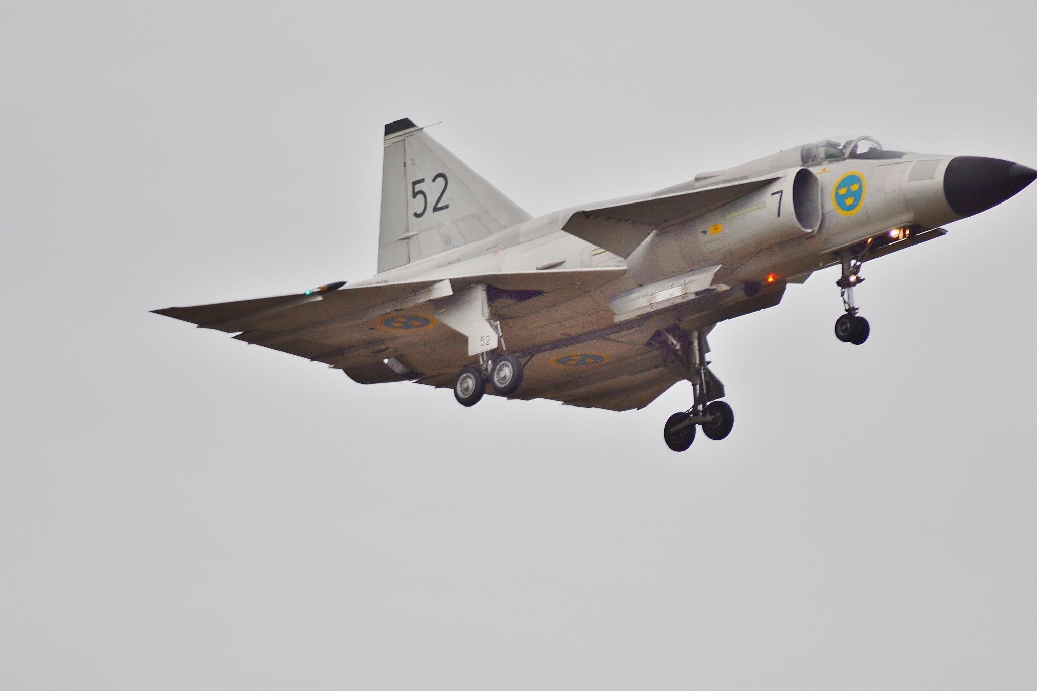 J35 Draken by stefan.andersson3
