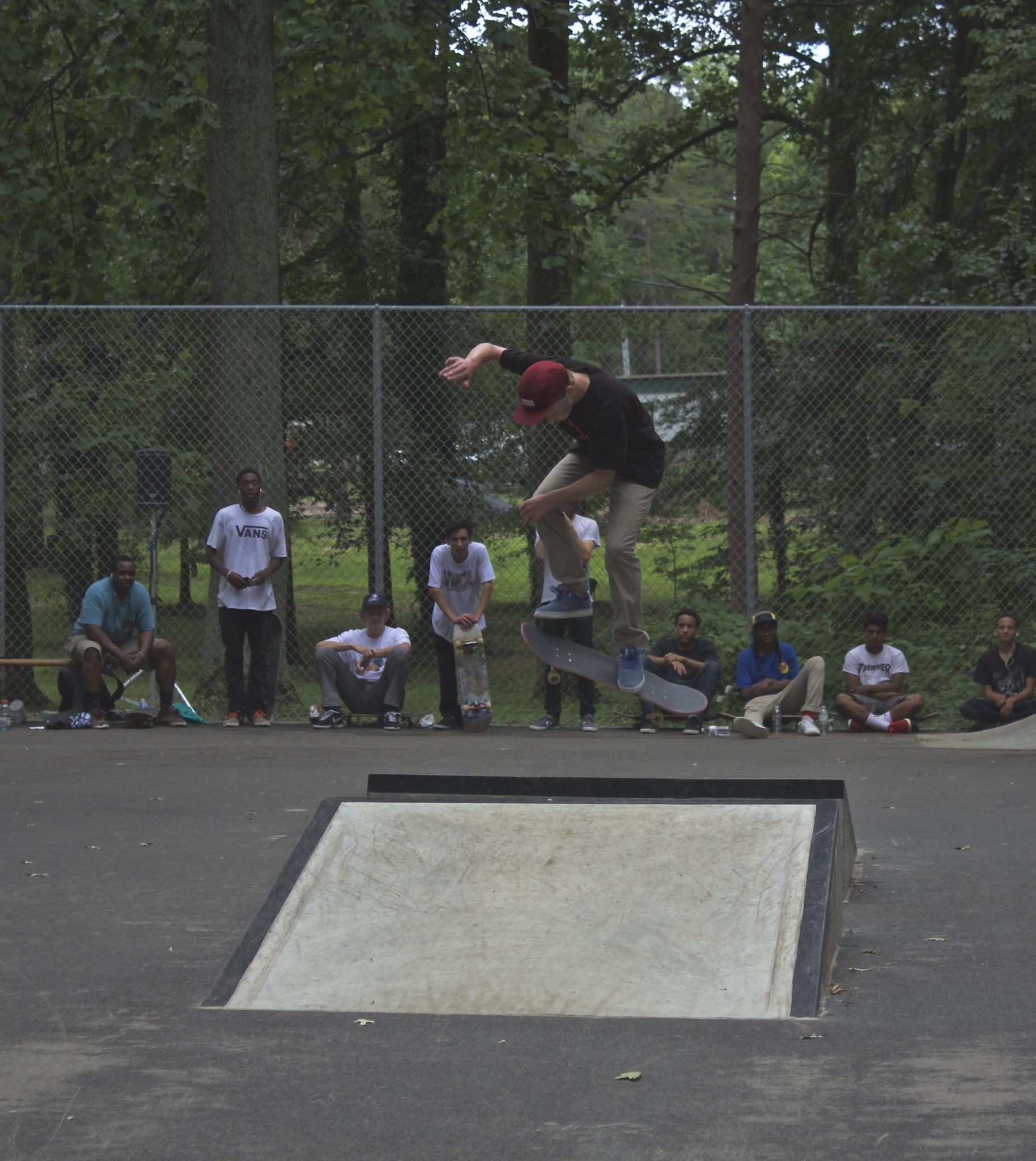 Skateboarding by grant.berkley
