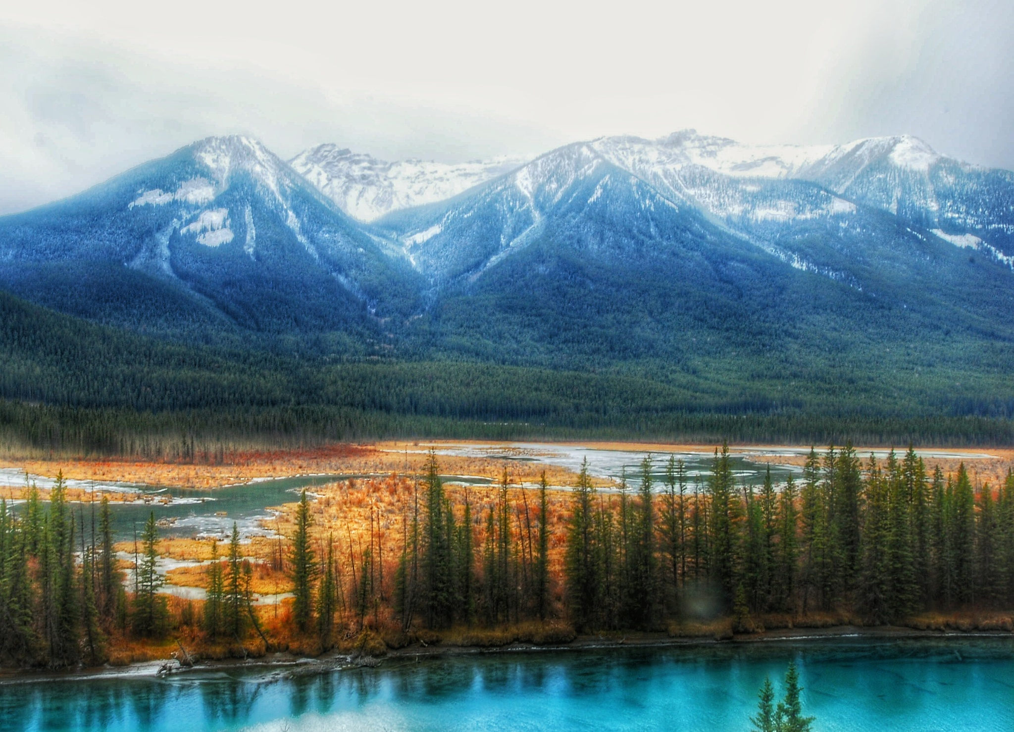 Banff National Park by Ming_Bear