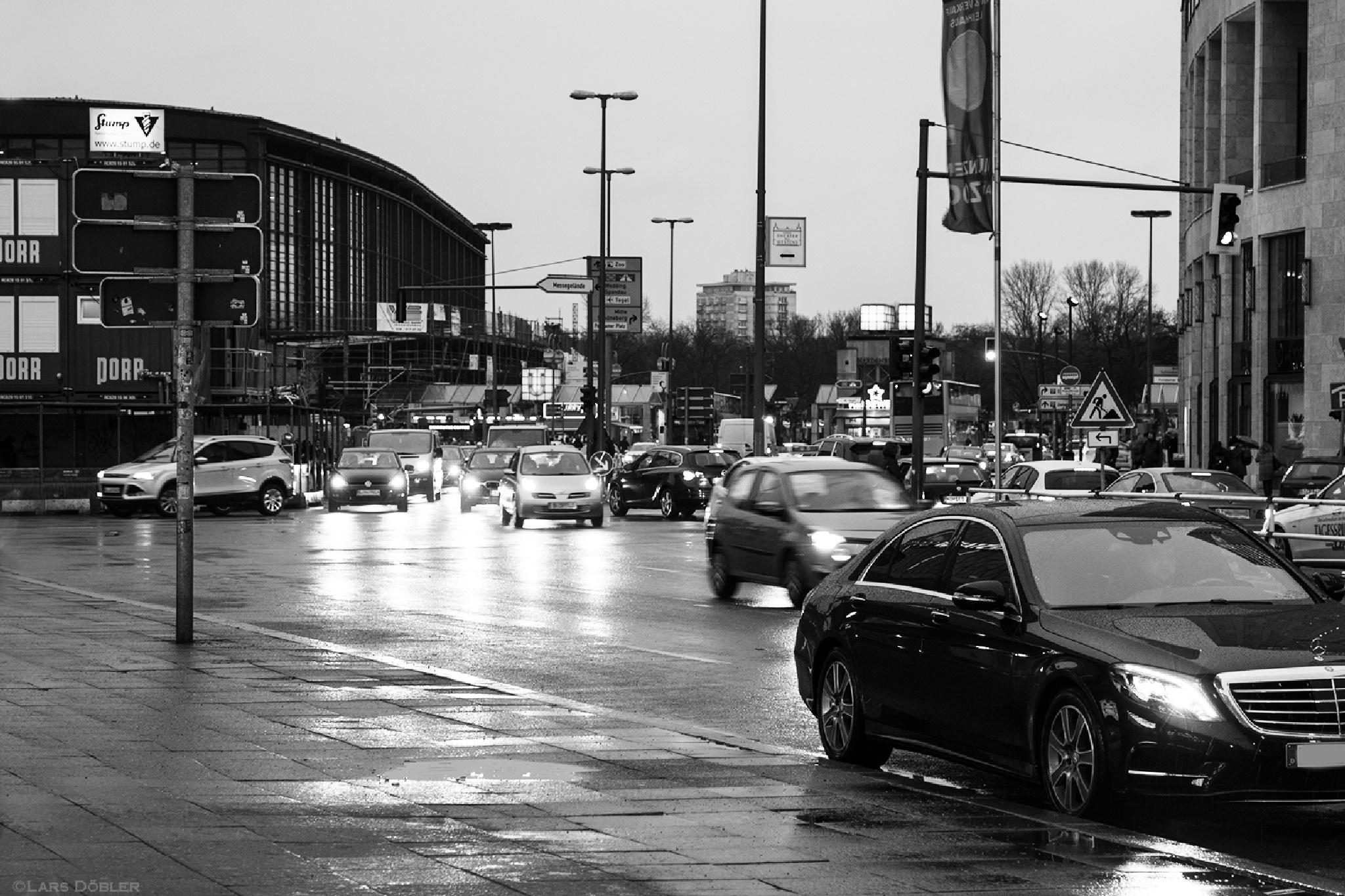 Street Berlin by LarsDoebler
