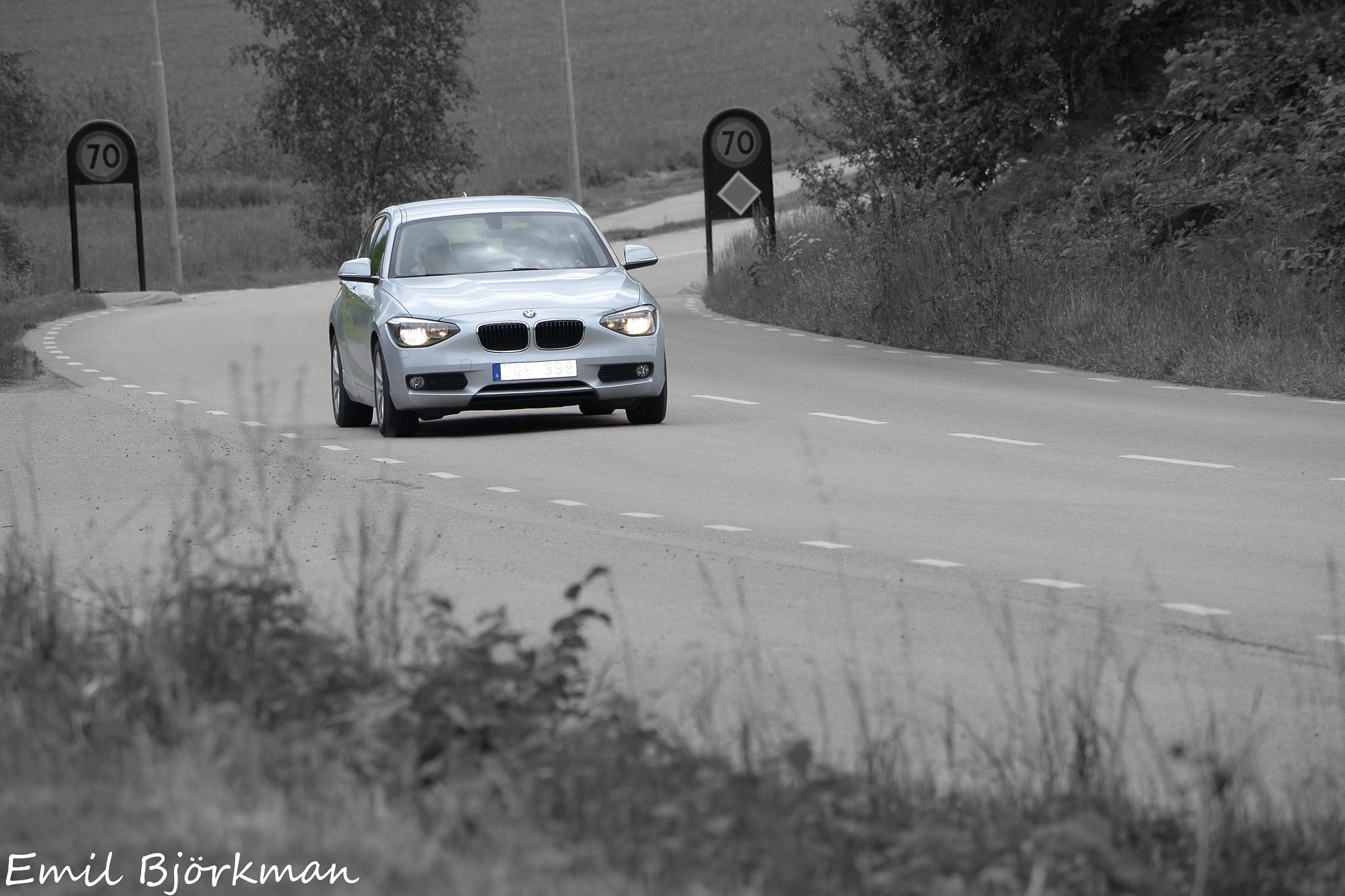 BMW by EmilThePhotographer
