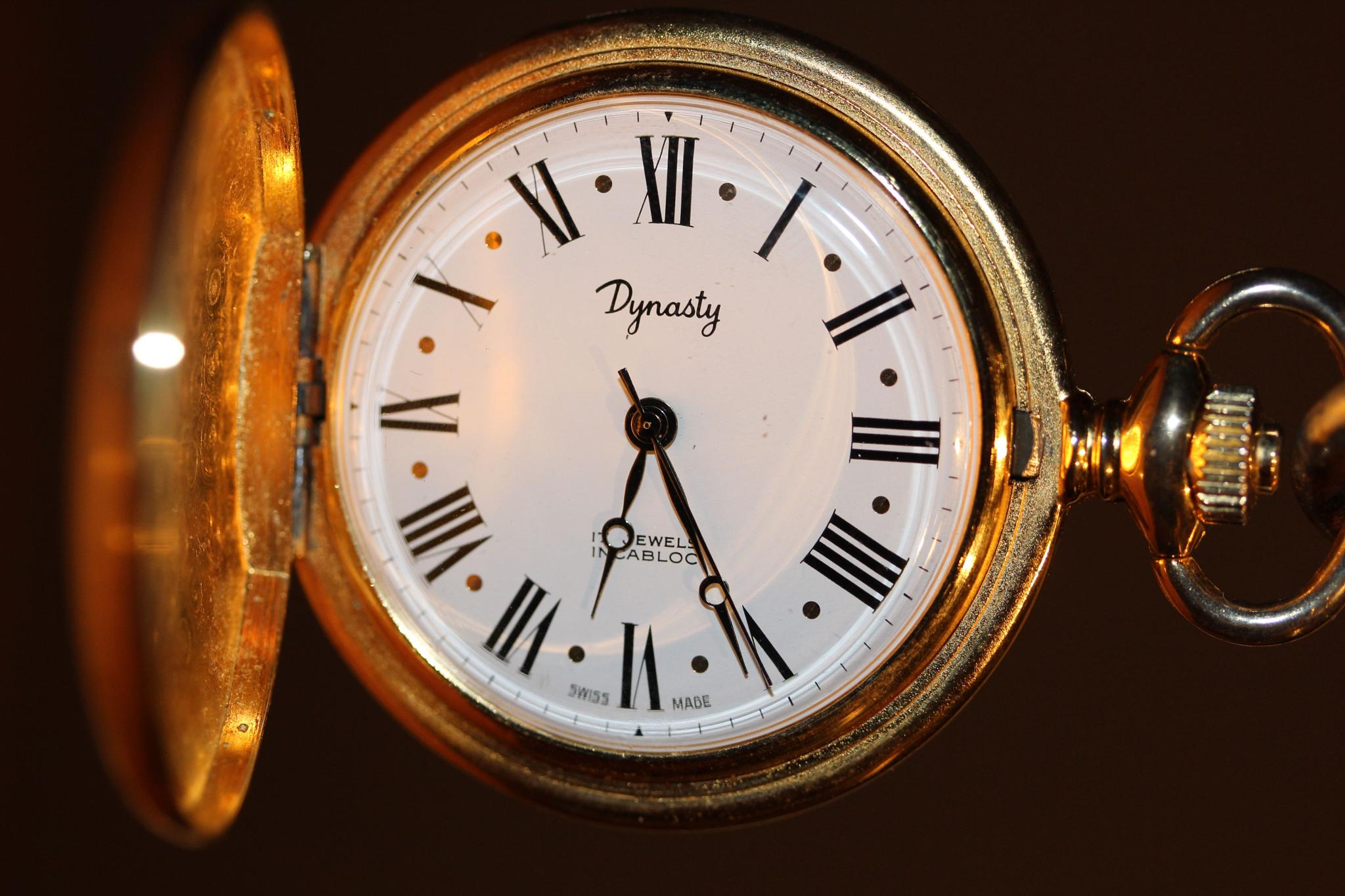 My old Pocketwatch by danlandry69