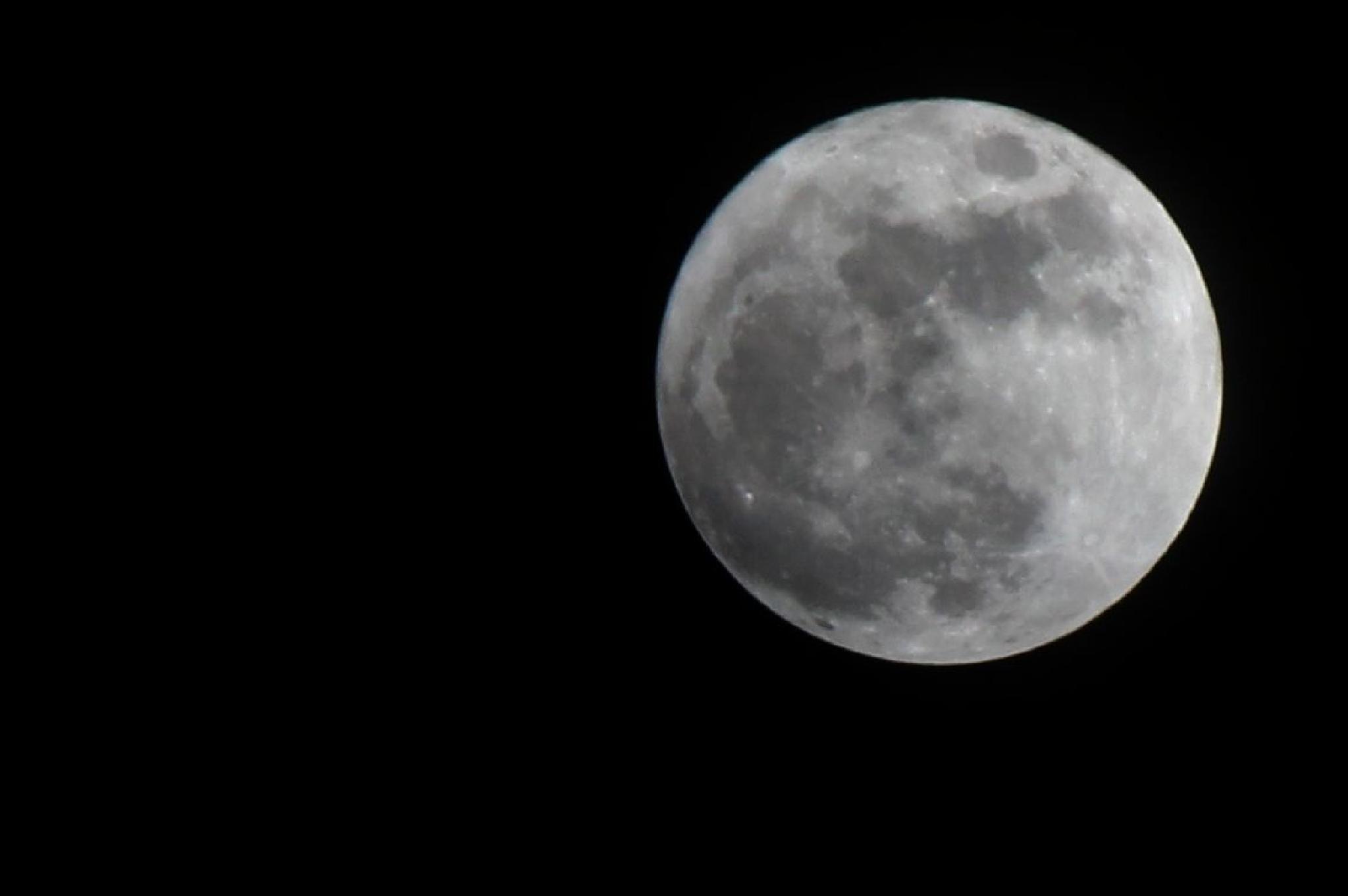 Snow Moon by danlandry69