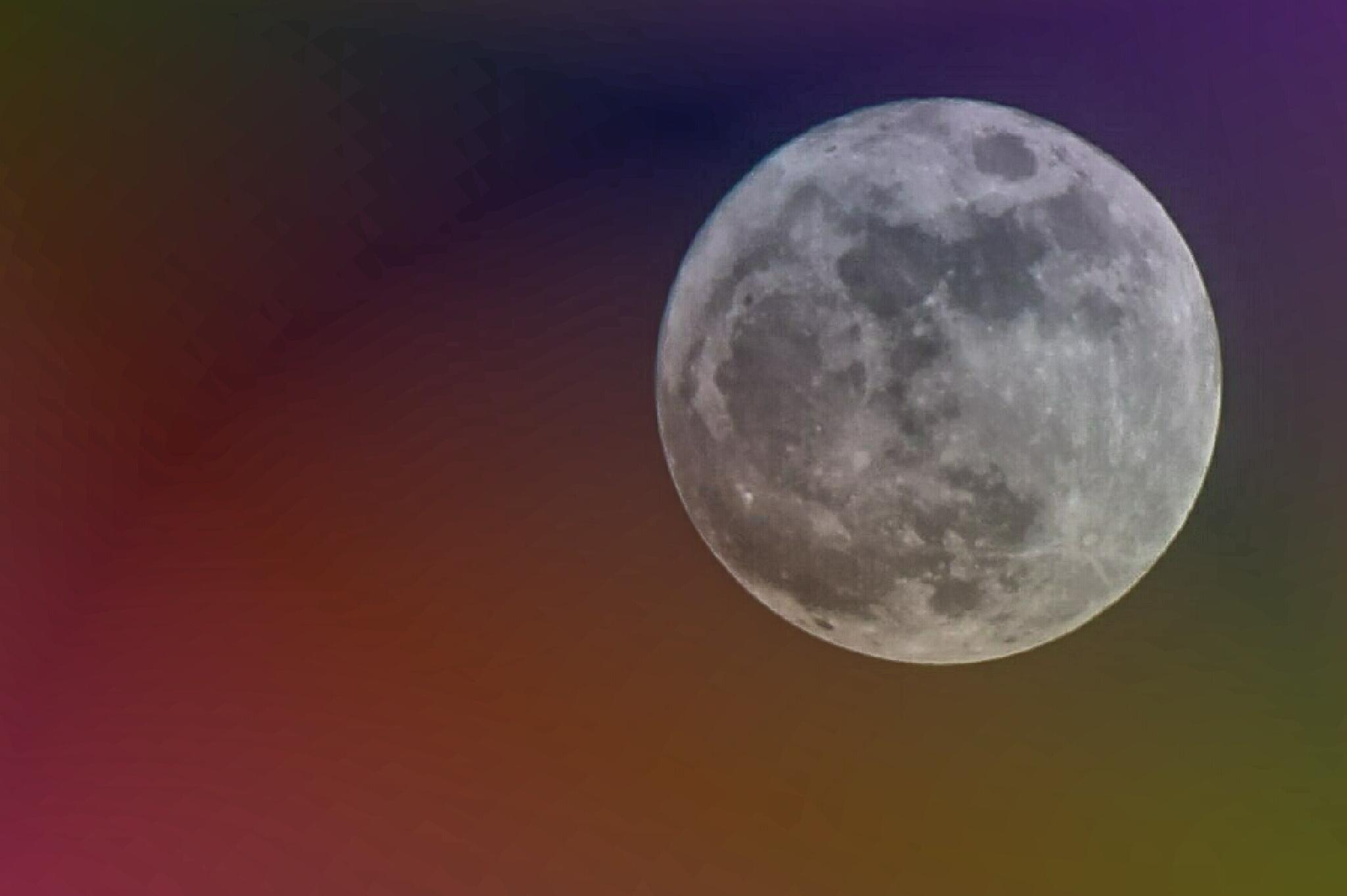 Colourful Moonlight by danlandry69