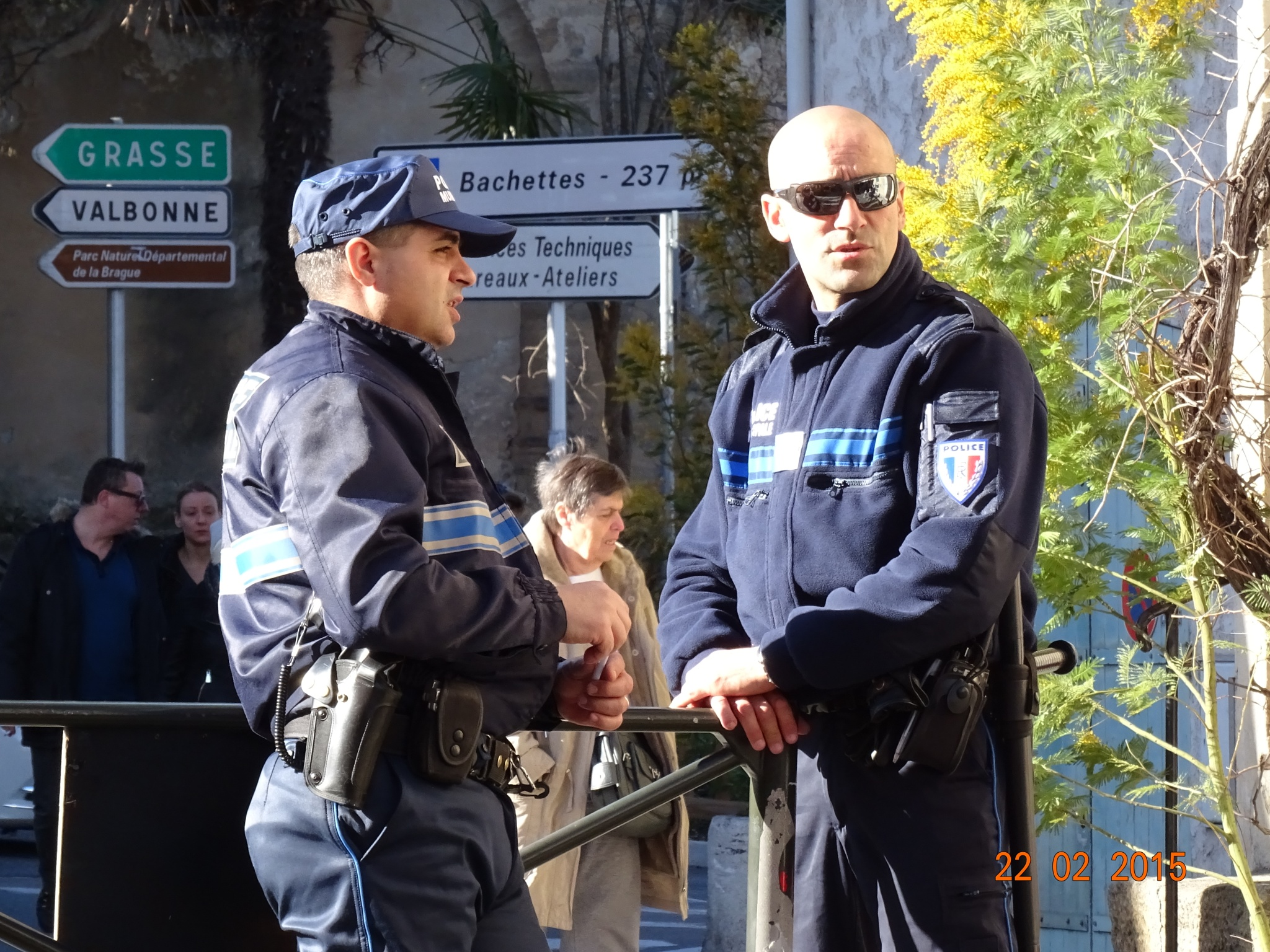 French Police by erol.antz