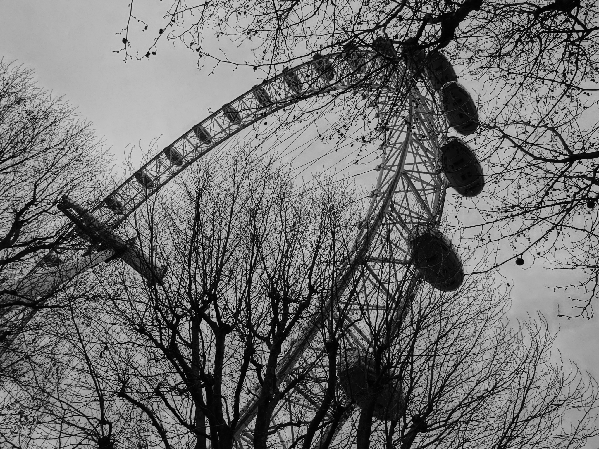 London Eye by erol.antz