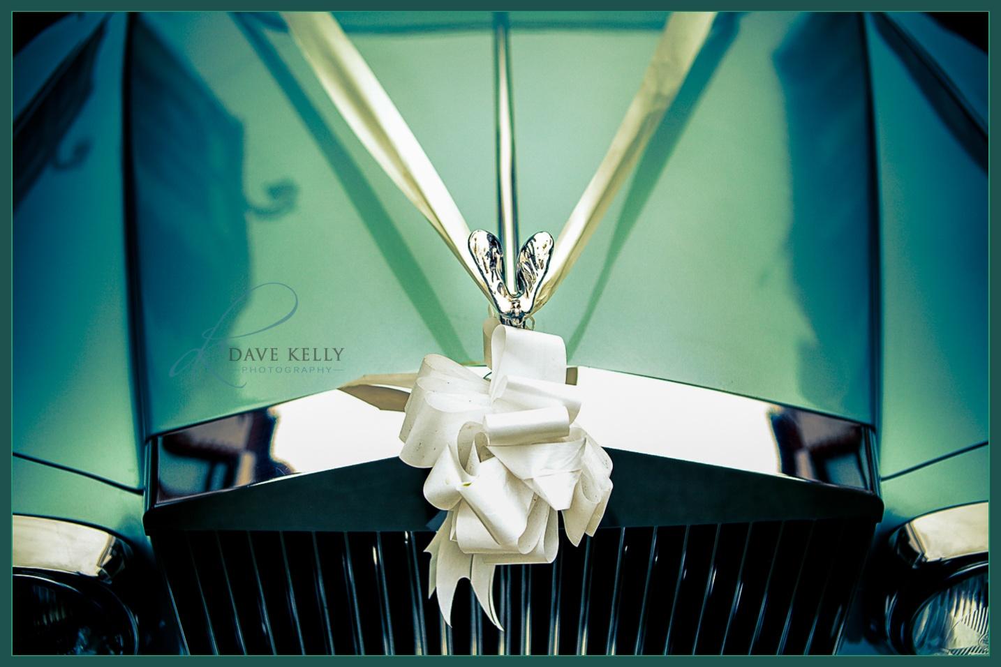 The Wedding Car by Dave Kelly