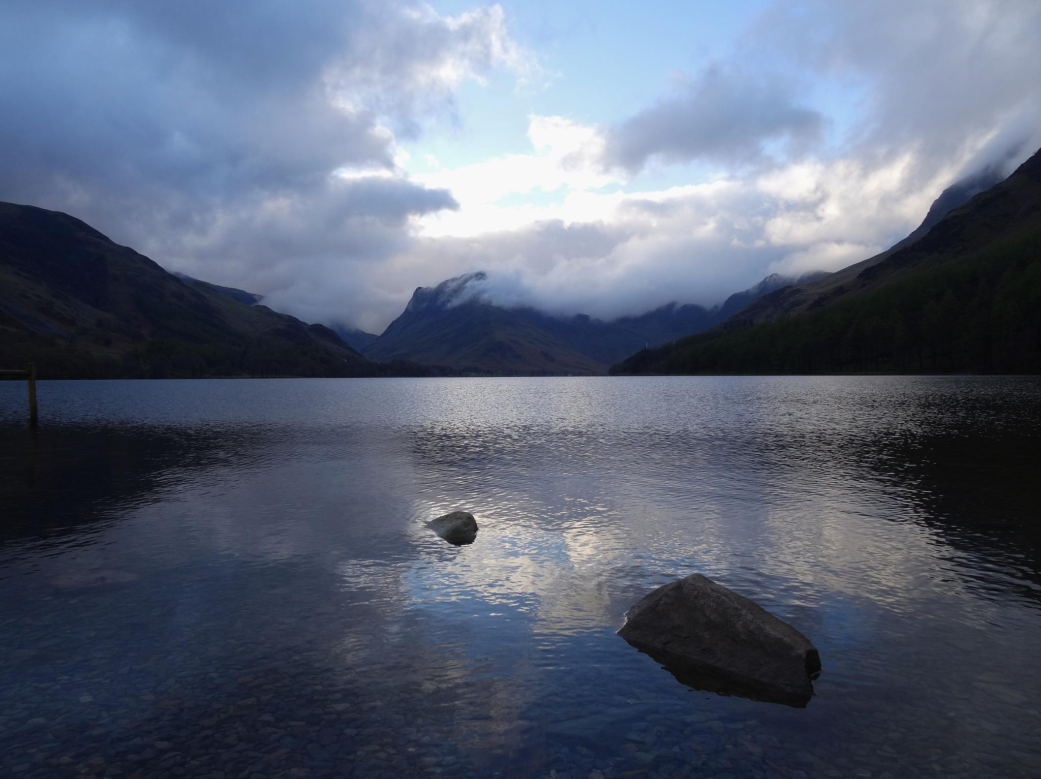 Early morning in Buttermere by elizabeth.cooksey.3