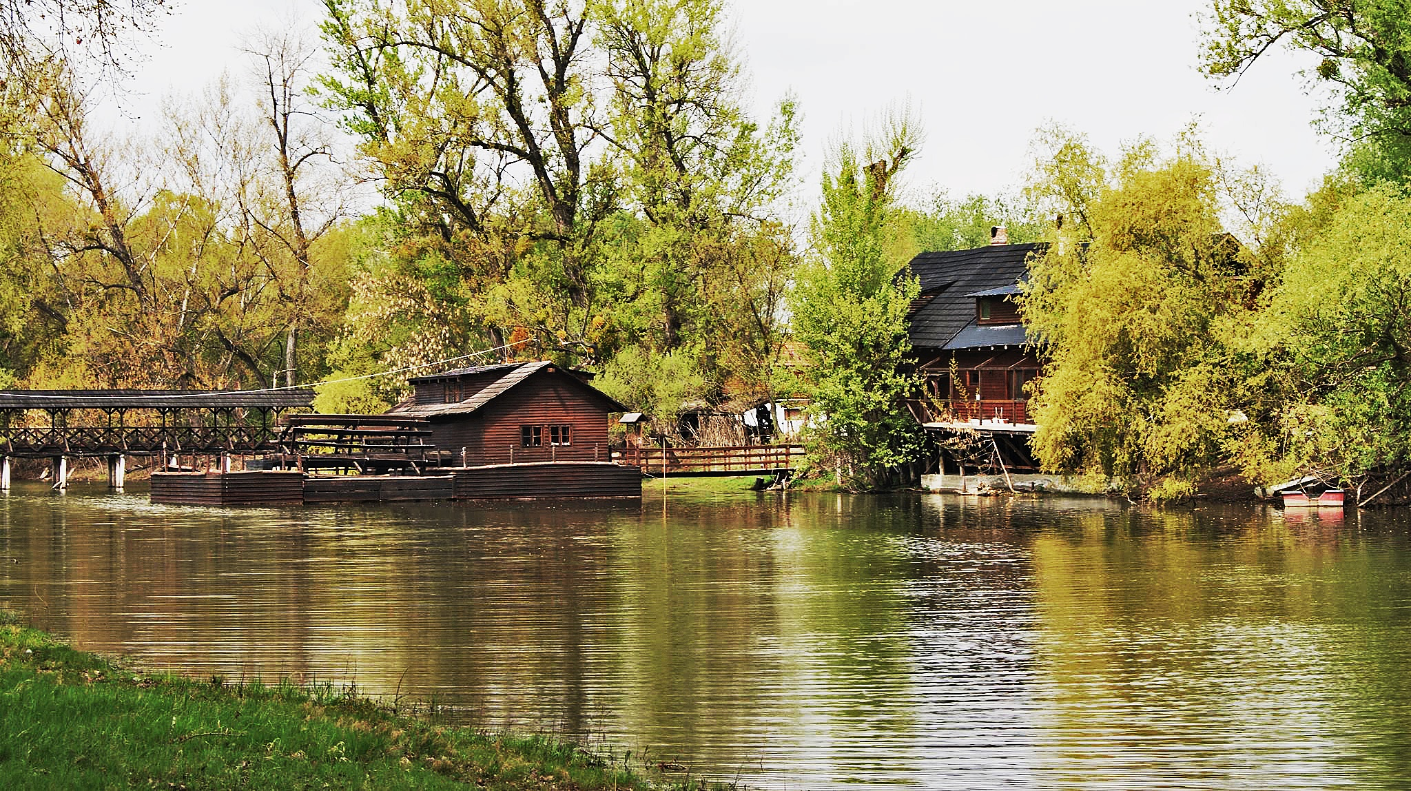 water mill Kolarovo (my hometown) by FF Photo ( ferencfuri)