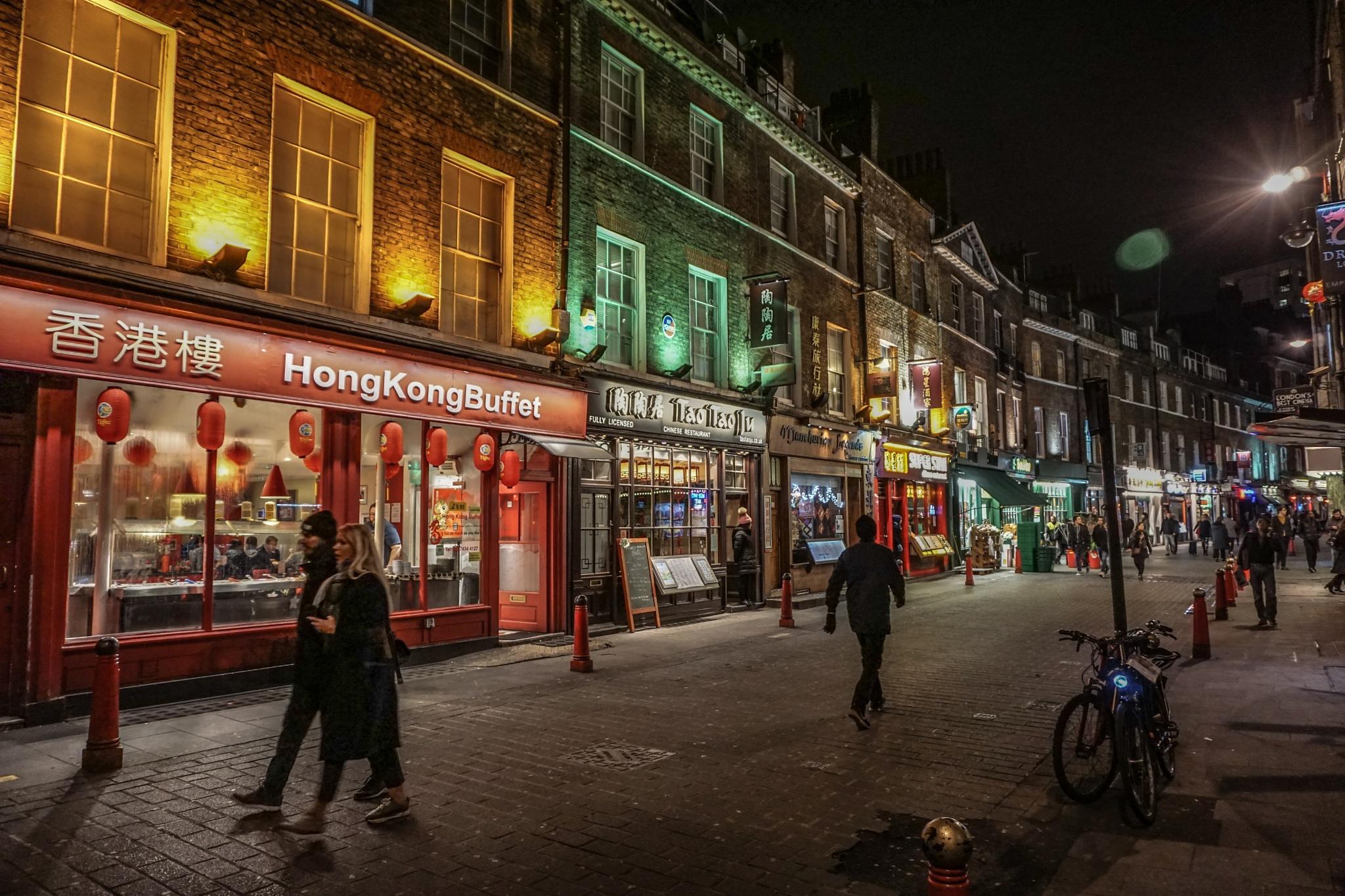China town London by FF Photo ( ferencfuri)