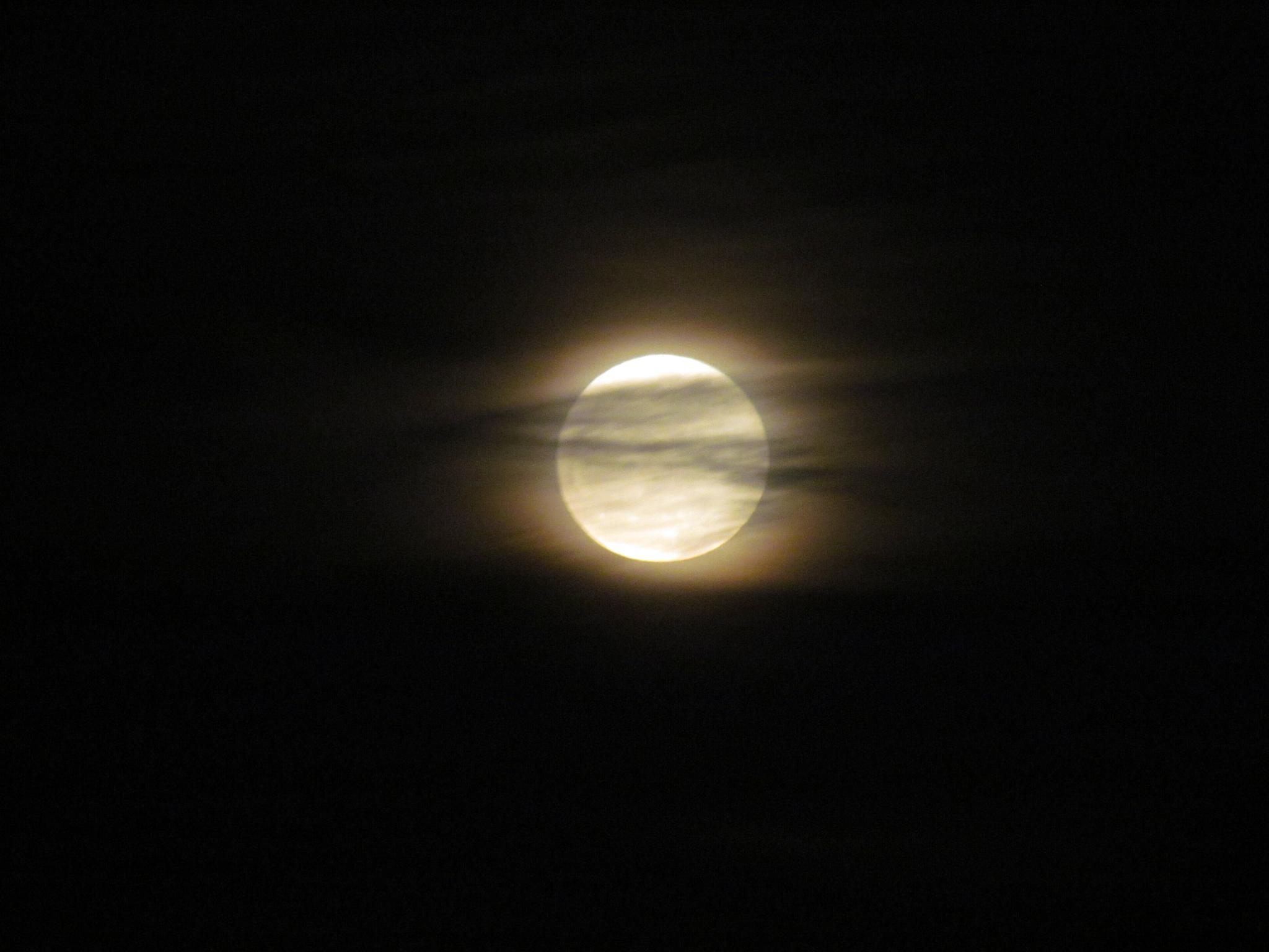 Tonight's Moon-2 by jaisikand