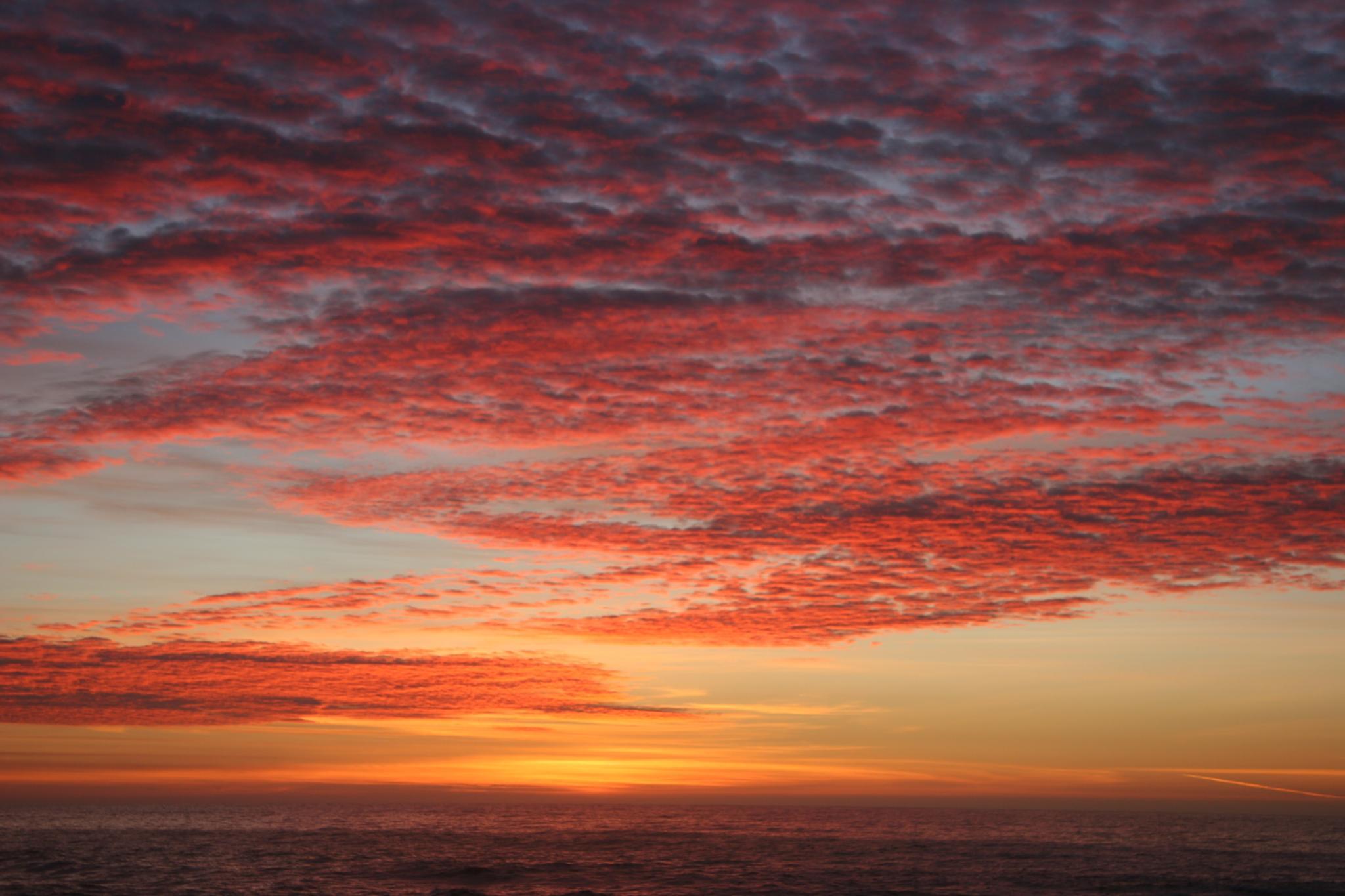 Algarve Sunset by Robert van Buuren