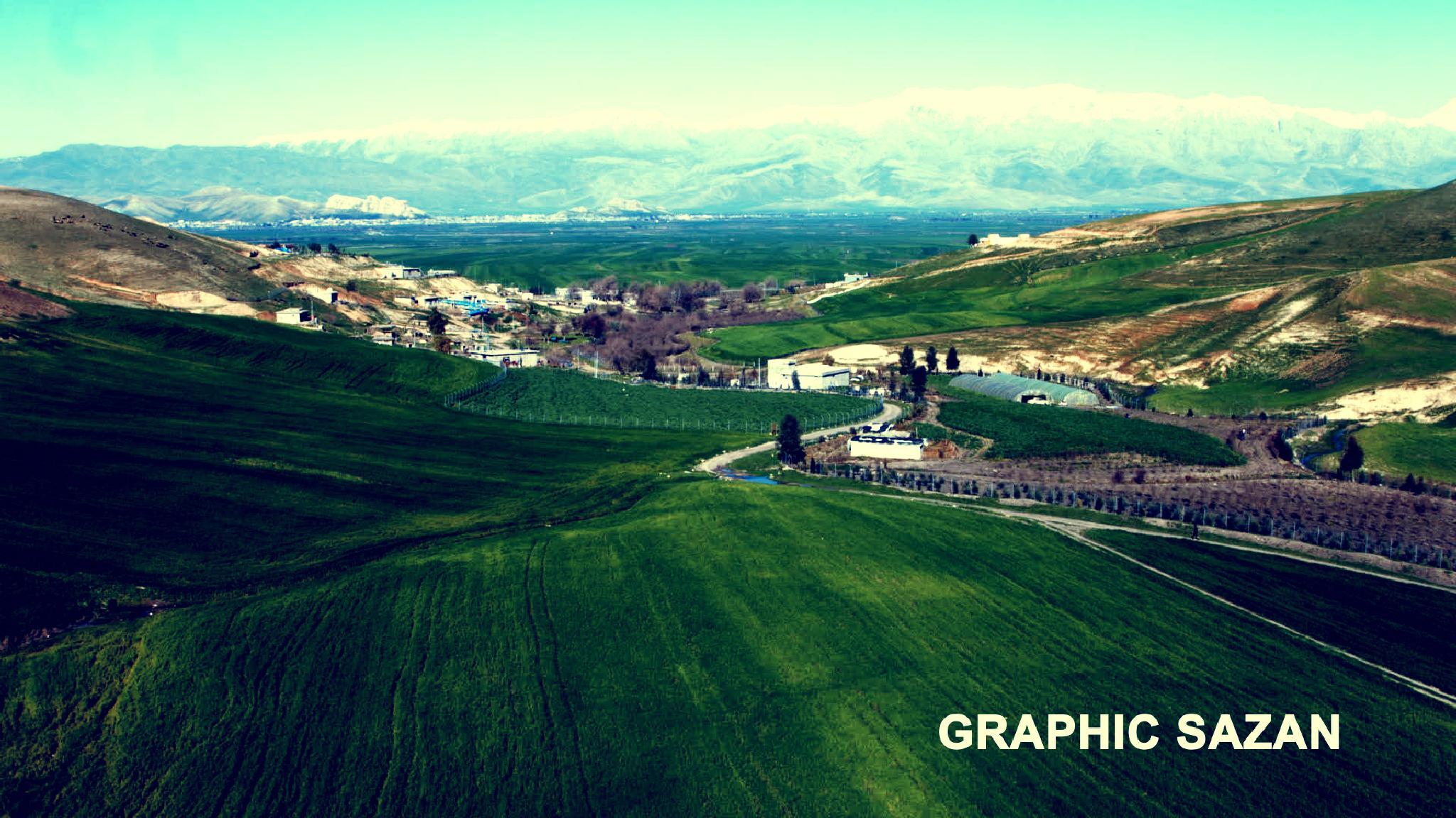 kurdistan by graphicsazan