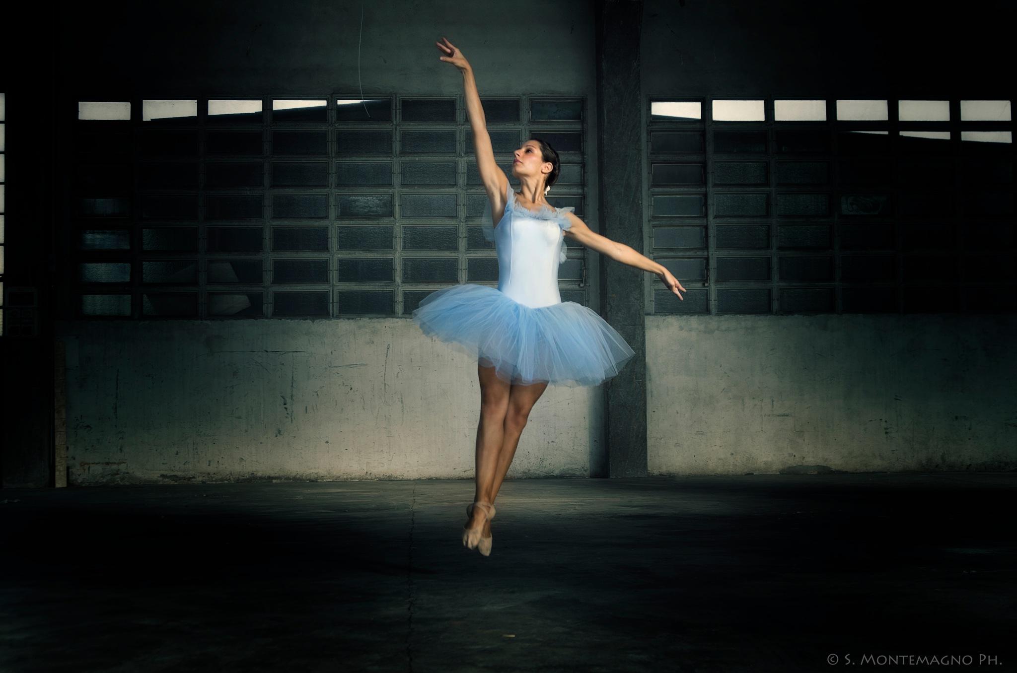 Ballet N°7 by Salvatore Montemagno