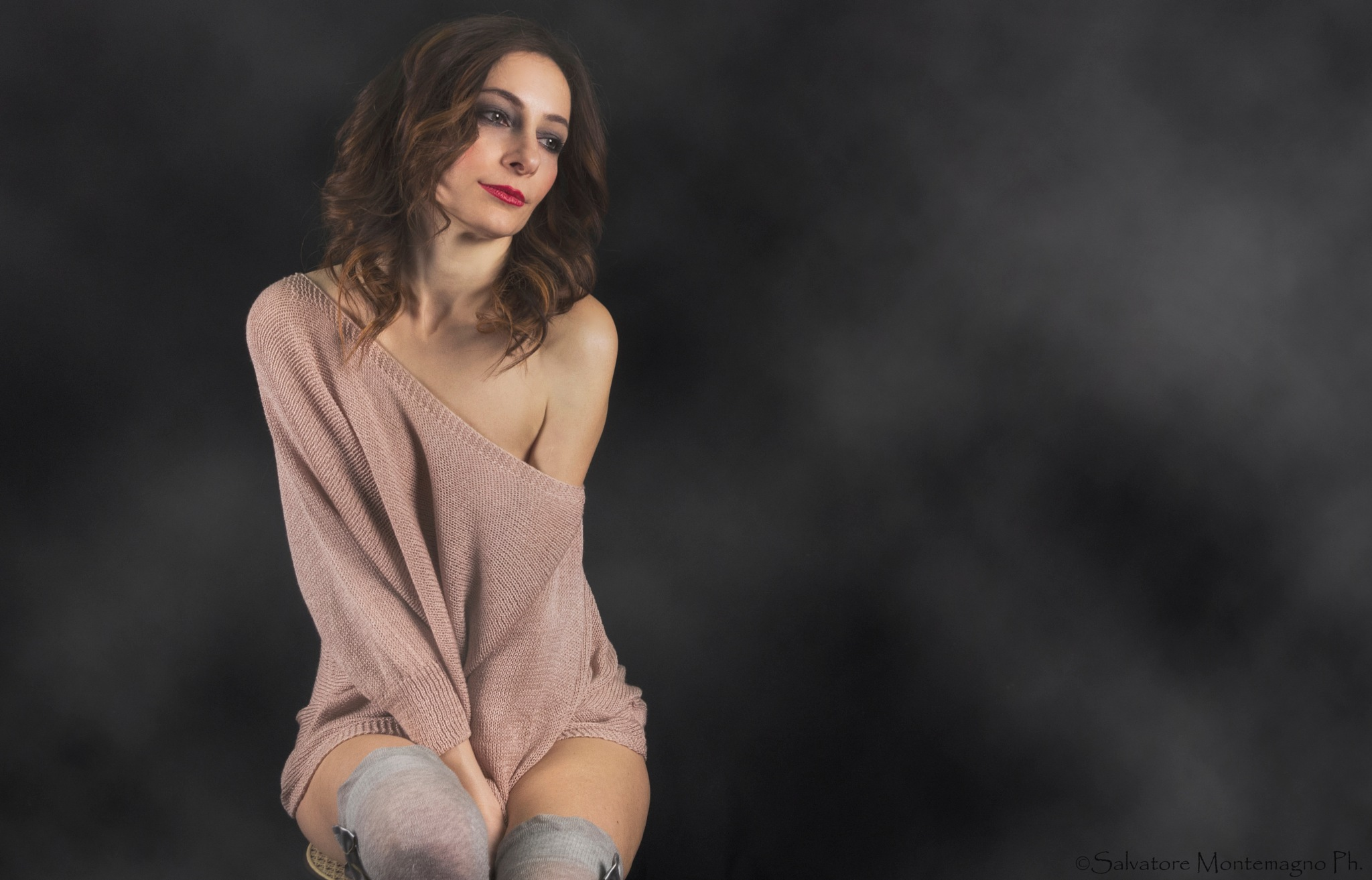 Anita by Salvatore Montemagno