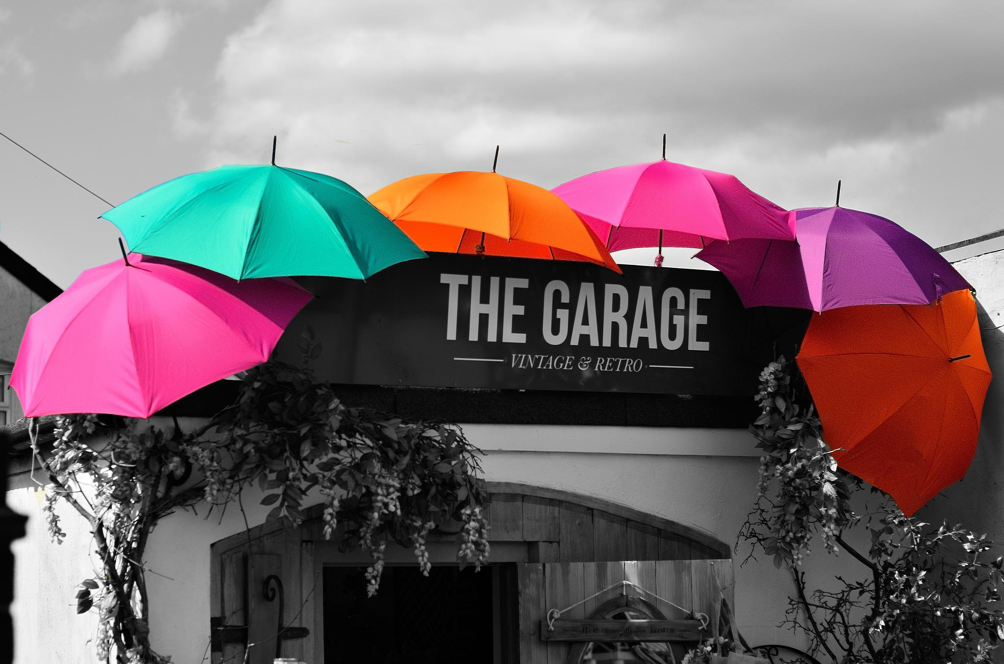 The Garage by pmarvin