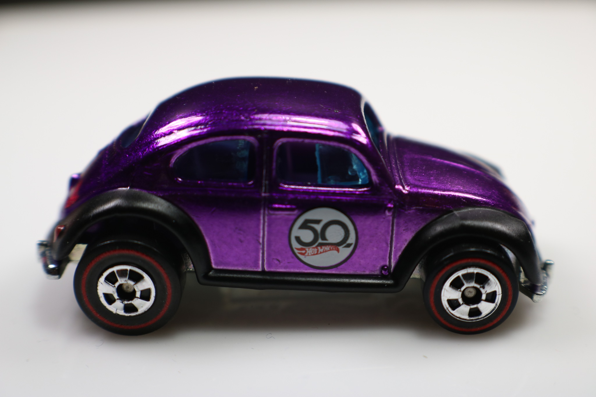 Hot Wheels 50Th Anniversary VW Beetle by simonp S&R Photography