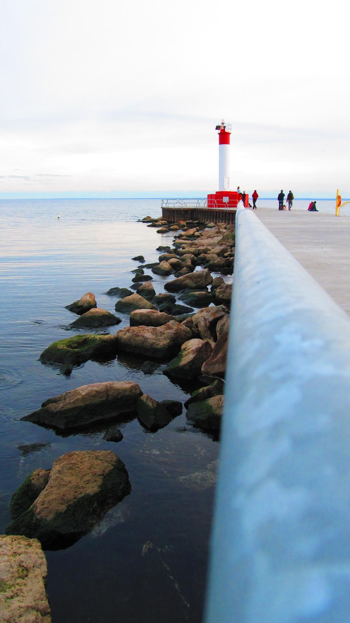 The Pier by simonp