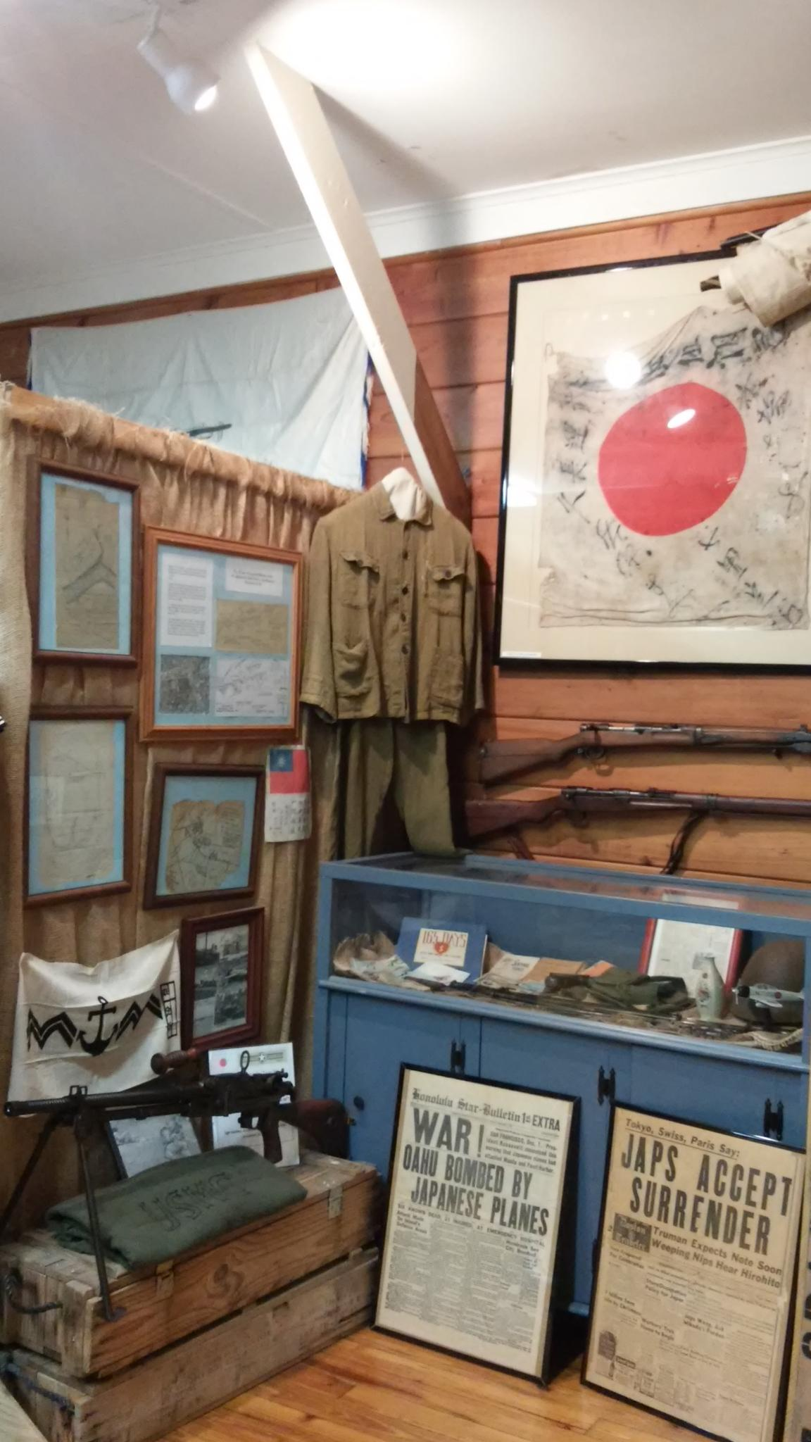 Road to Victory Military Museum-Japanese by grannypam