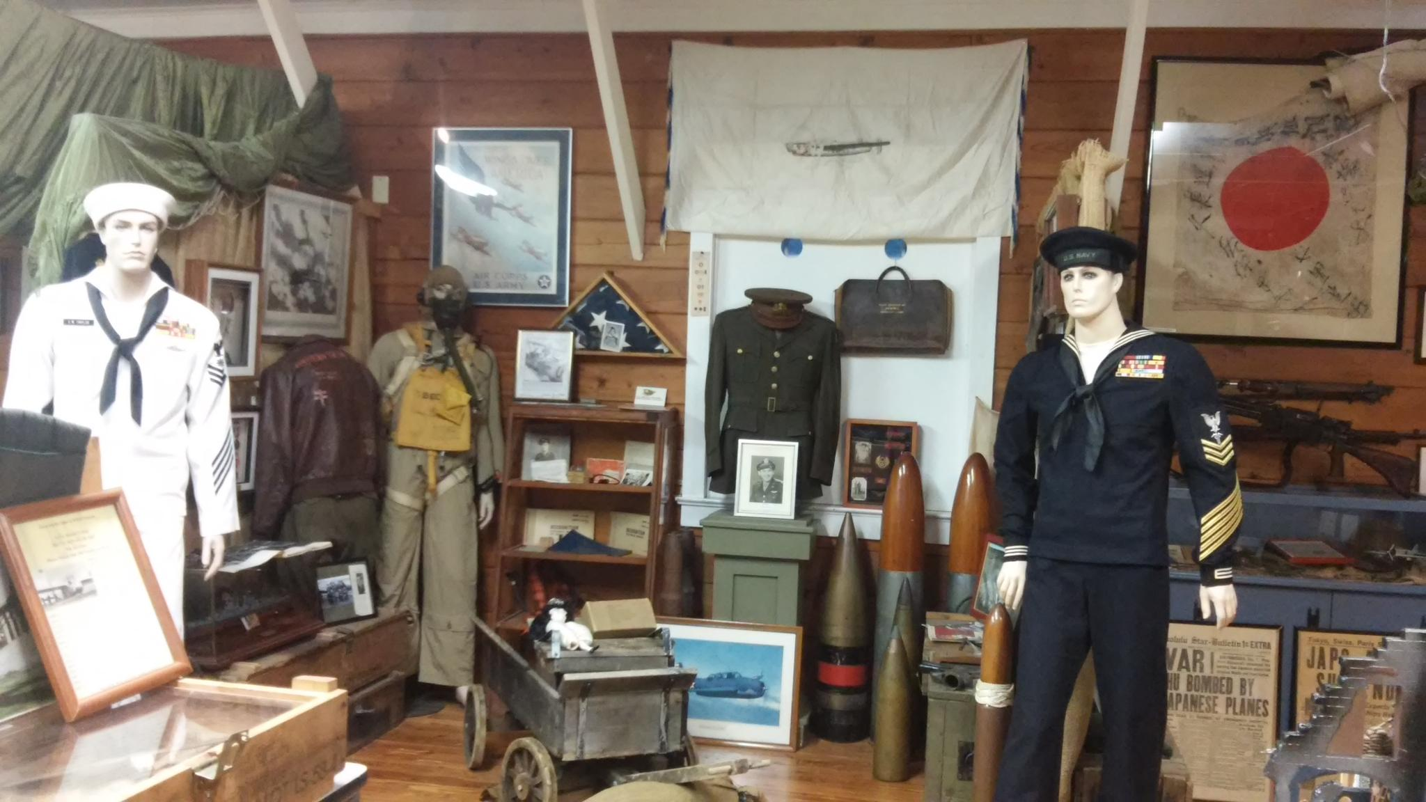 Road to Victory Military Museum by grannypam