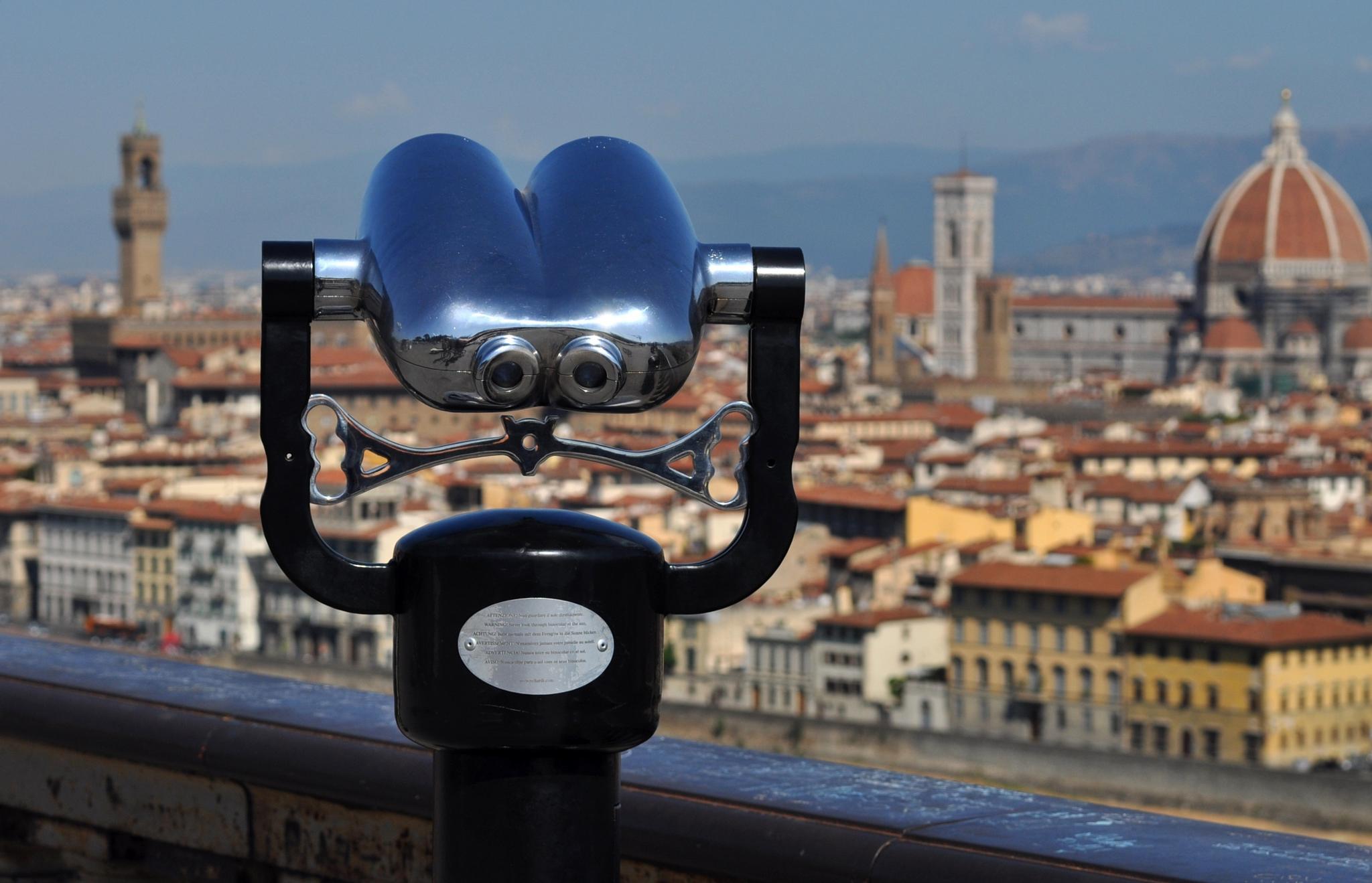 Guarda......Firenze!!!! by Moreno Ferri